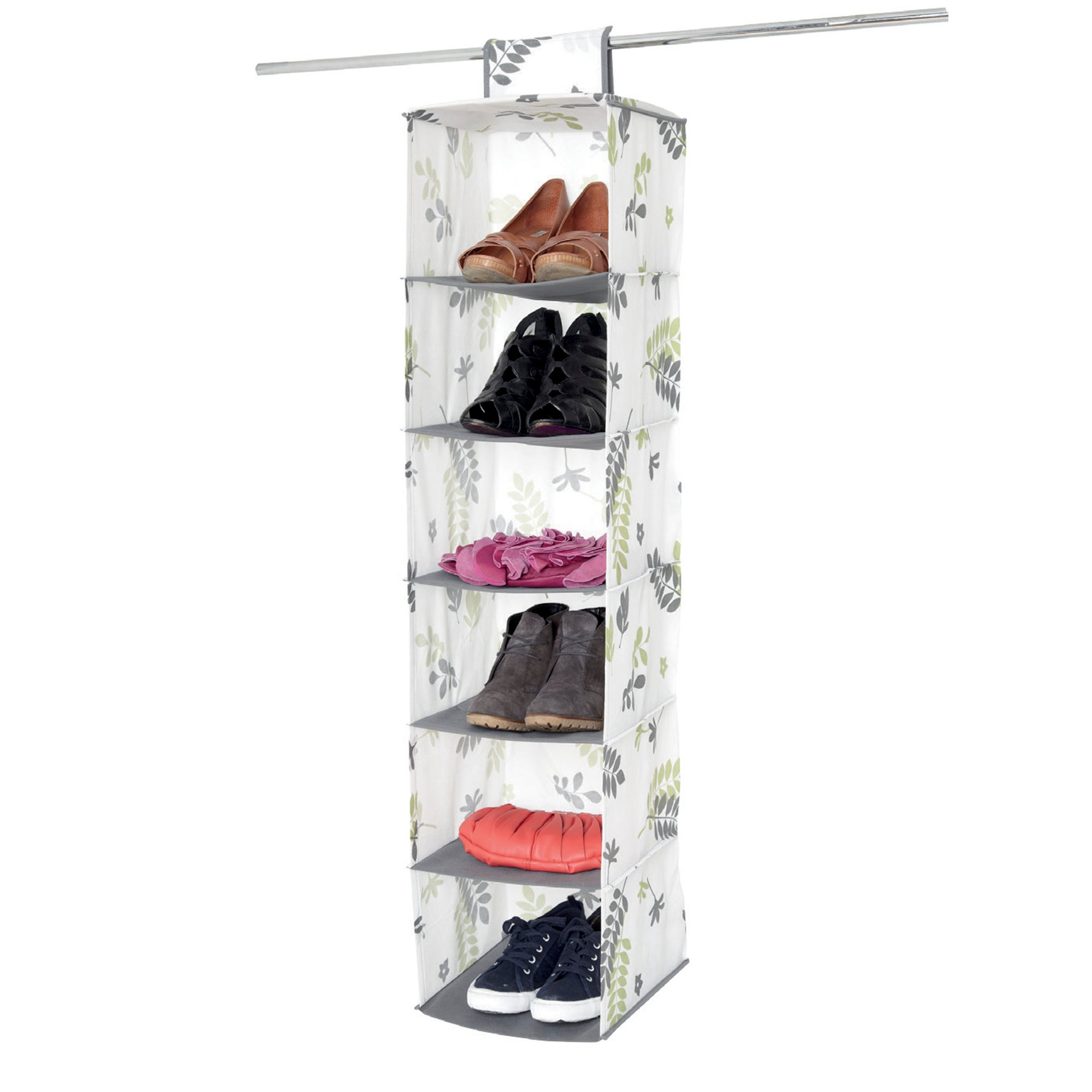 Eden 6 Compartment Hanging Organiser