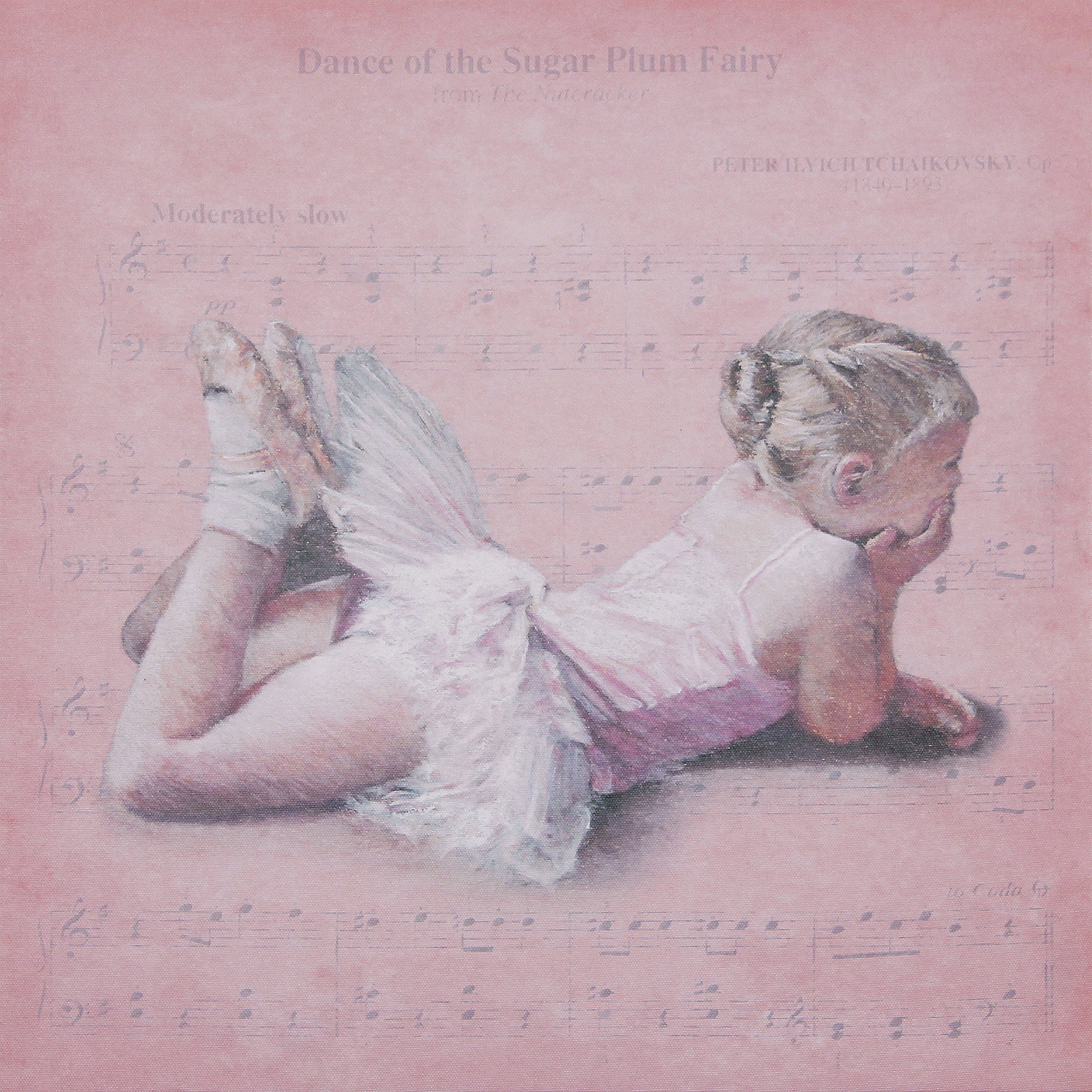 Artistic Impressions Sugar Plum Fairy Printed Canvas