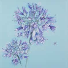 Artistic Impressions Alliums Printed Canvas