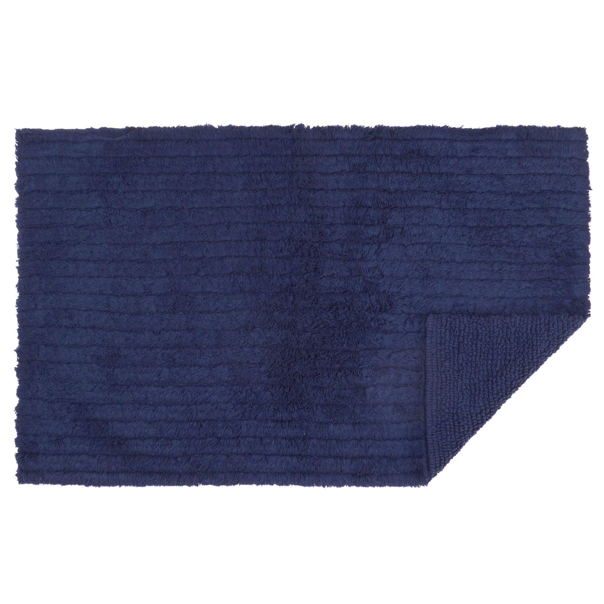 Stripe Reversible Bath Mat