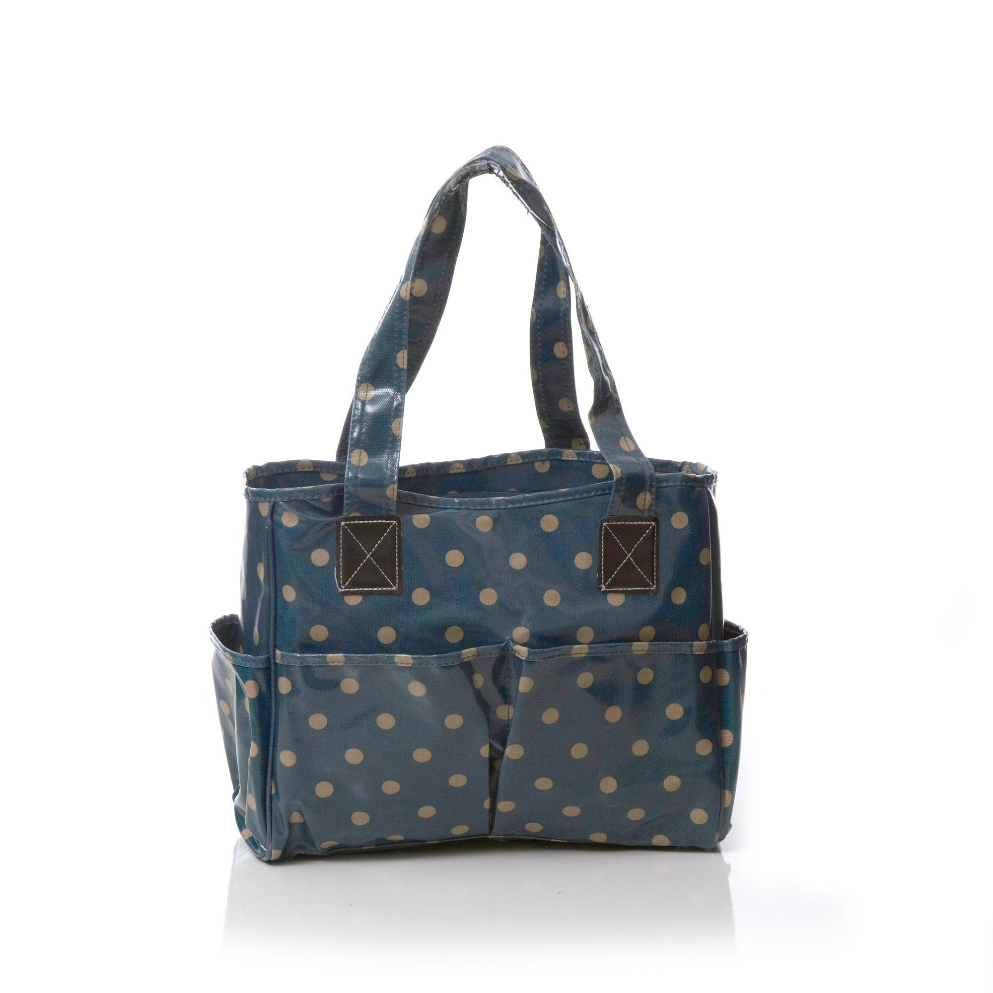 Vintage Polka Dot Collection Tote Bag