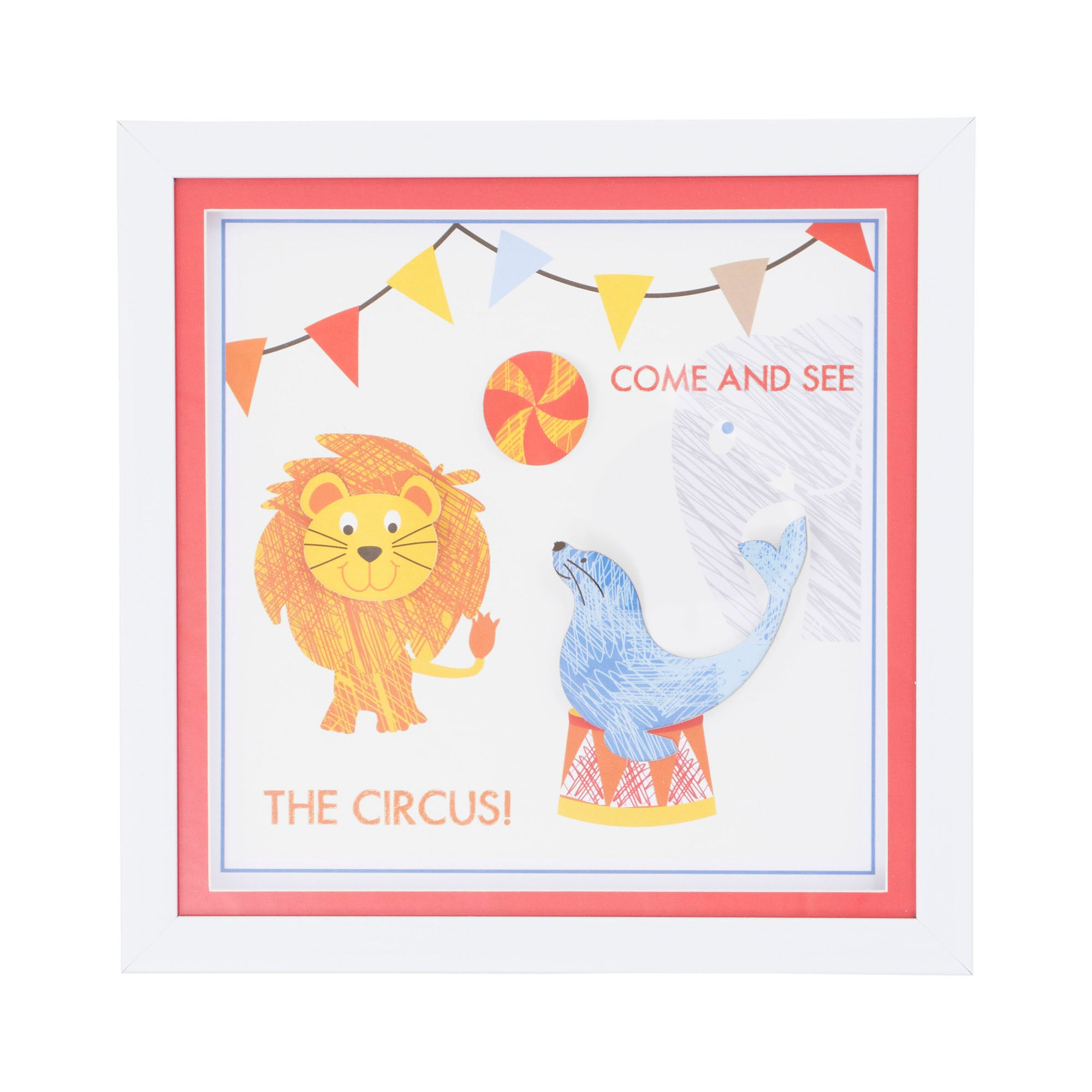 Kids Circus Bedlinen Collection