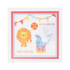 Kids Circus Filled Frame