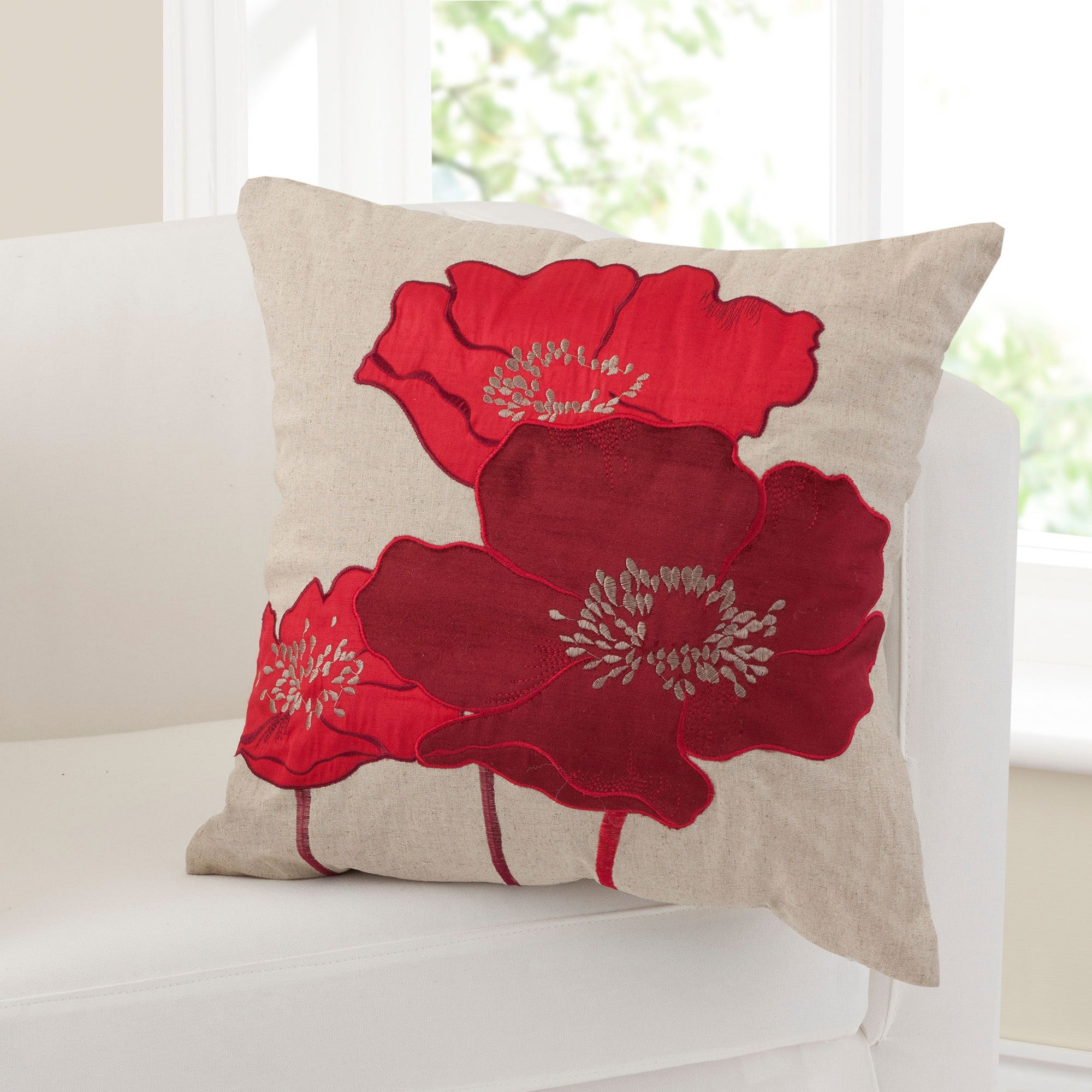 Red Opium Cushion