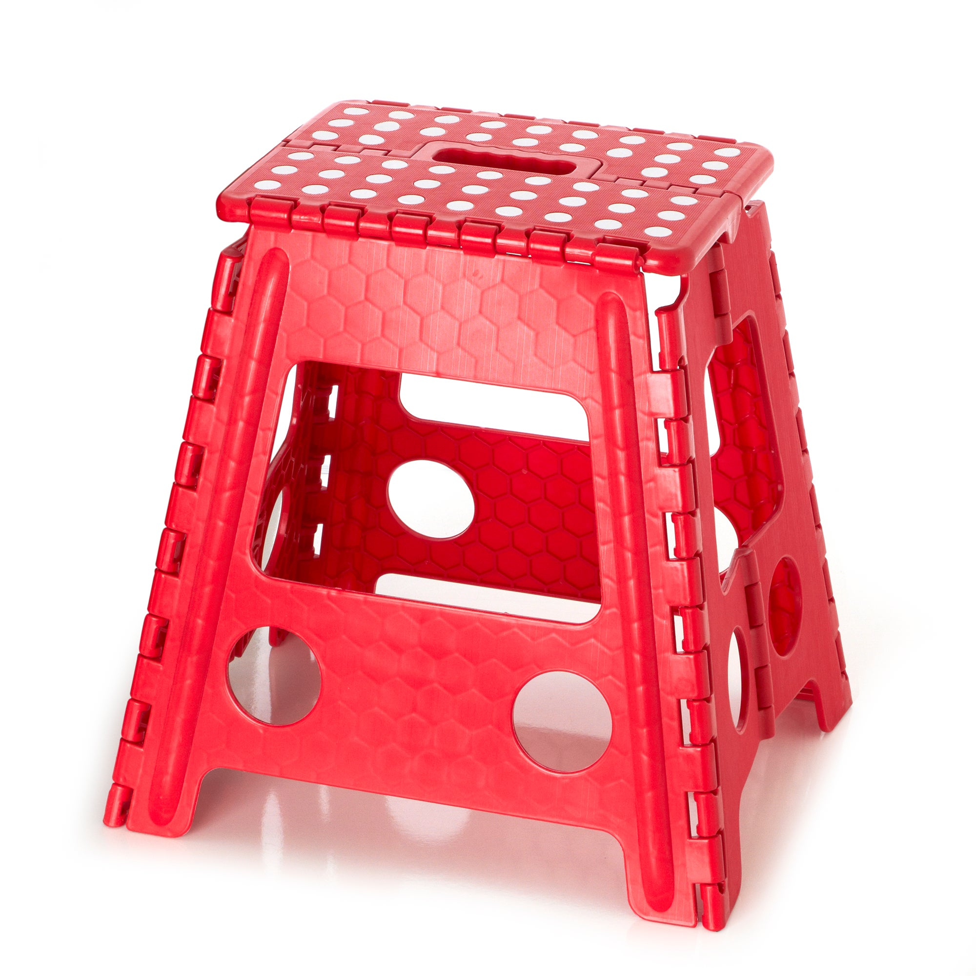 Simply Foldable Large Step Stool
