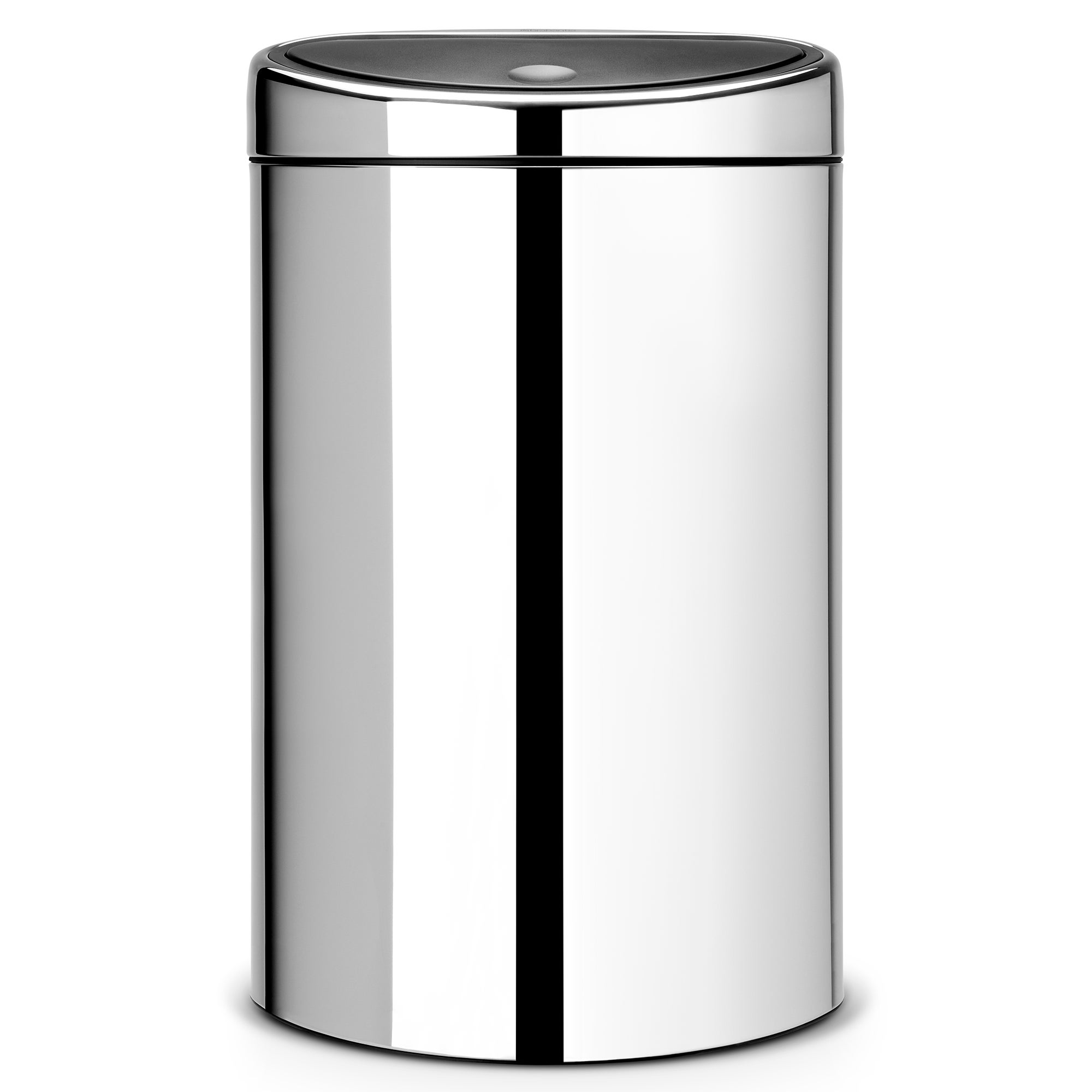Brabantia Brilliant Steel 40 Litre Touch Bin