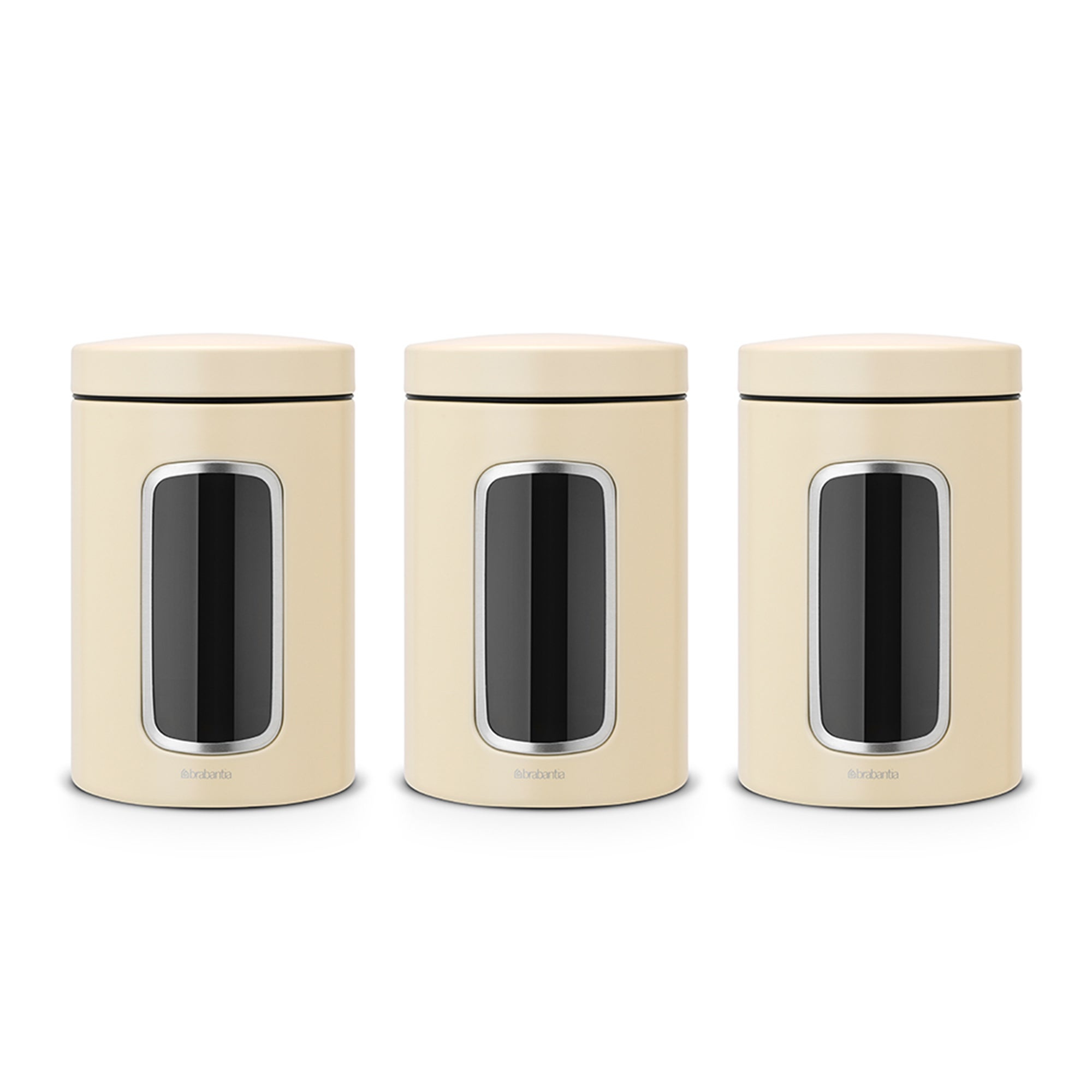 Brabantia Almond Window Canister
