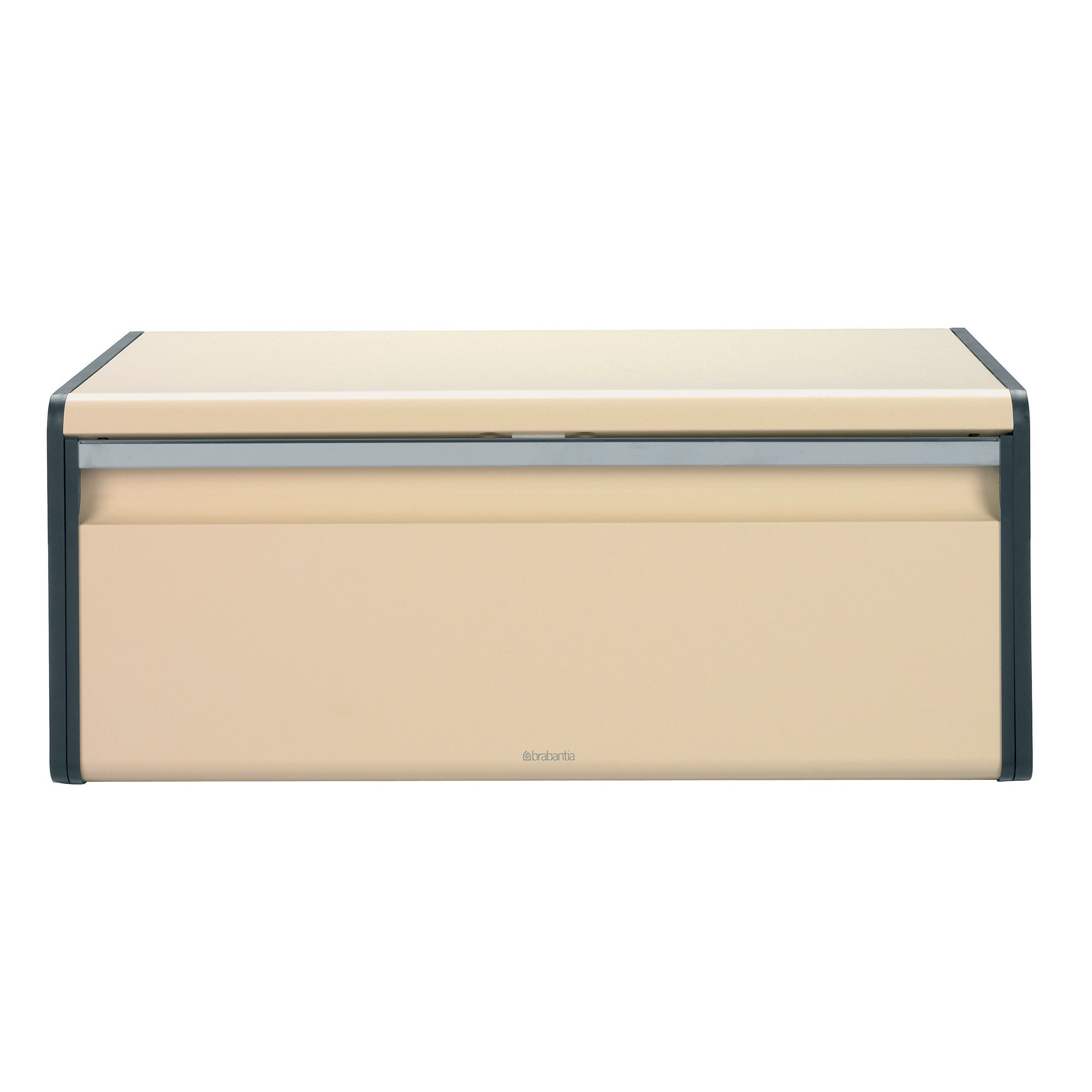 Brabantia Almond Fall Front Bread Bin