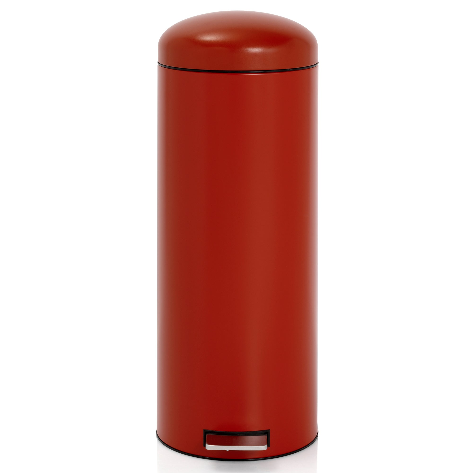 Brabantia Deep Red 20 Litre Retro Pedal Bin
