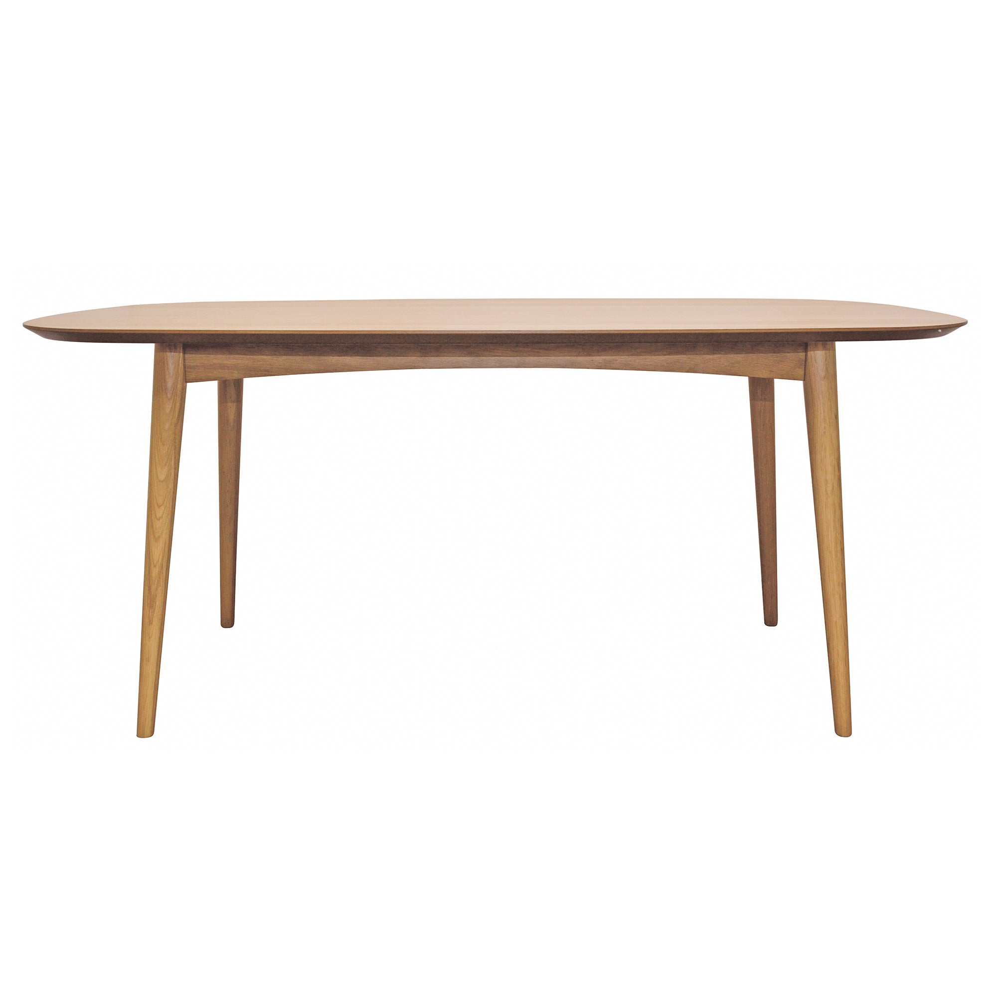 Skandi Oak 6 Seater Dining Table