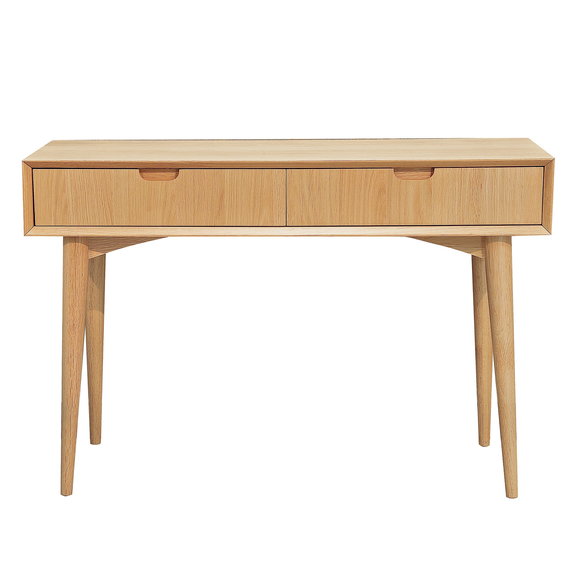 Skandi oak console table with drawer dunelm - Dunelm console table ...