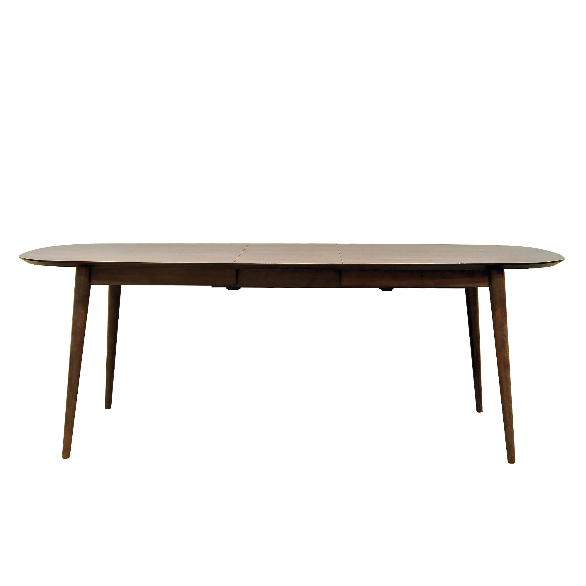 Skandi Walnut Extending Dining Table