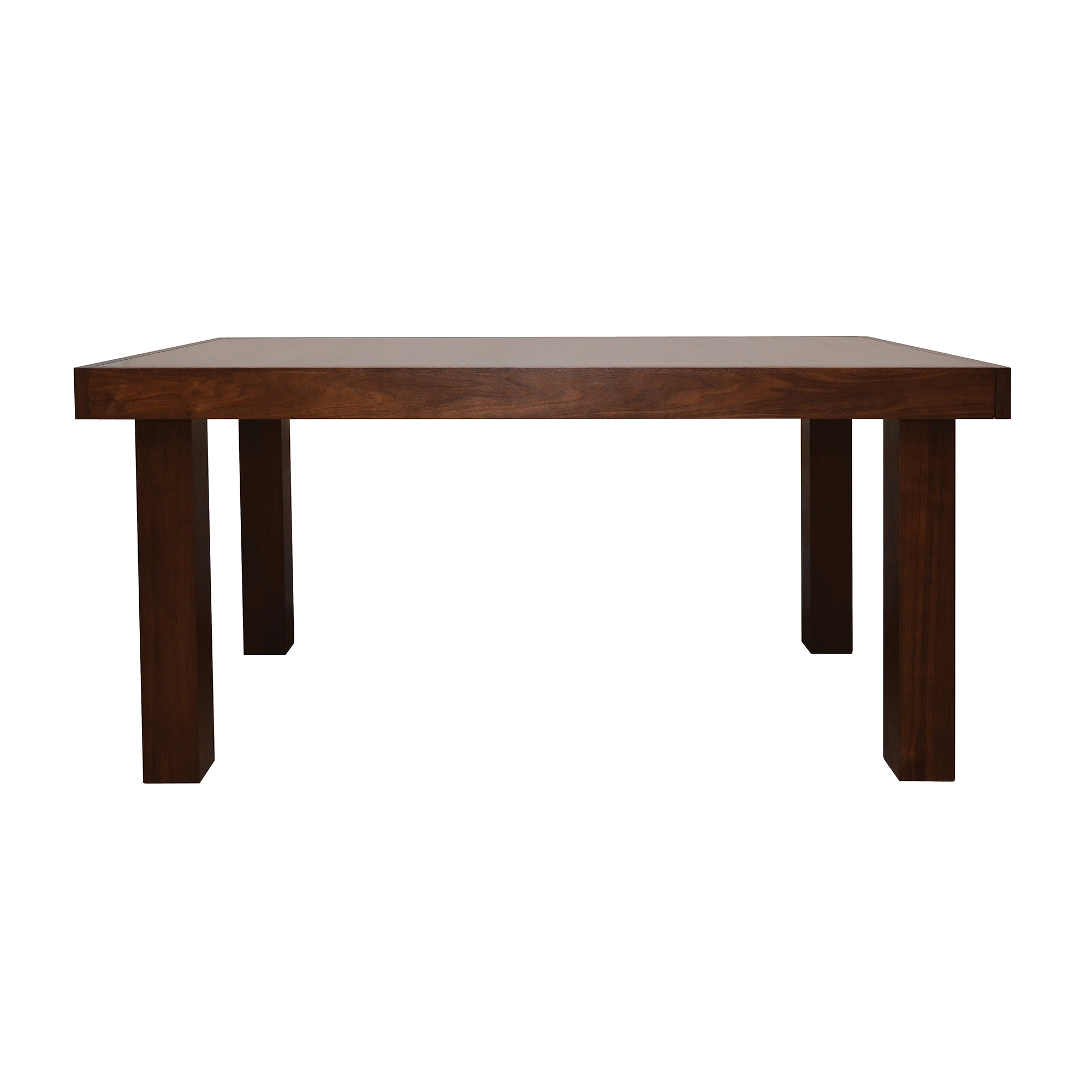 Wade Walnut Large Extending Dining Table