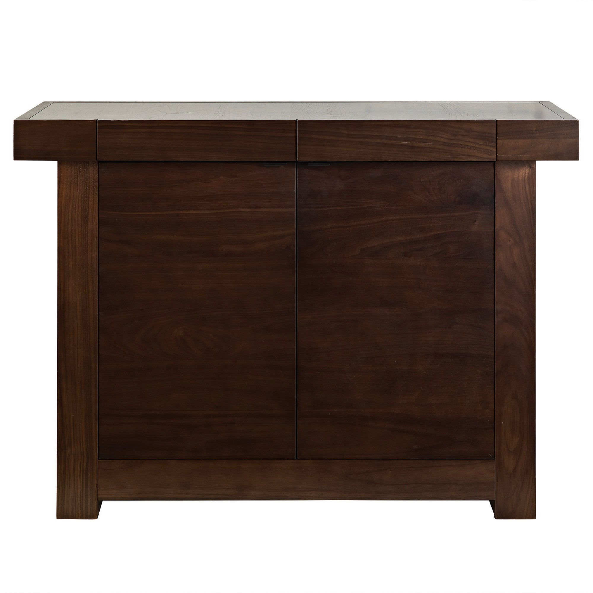 Wade Walnut Narrow Sideboard
