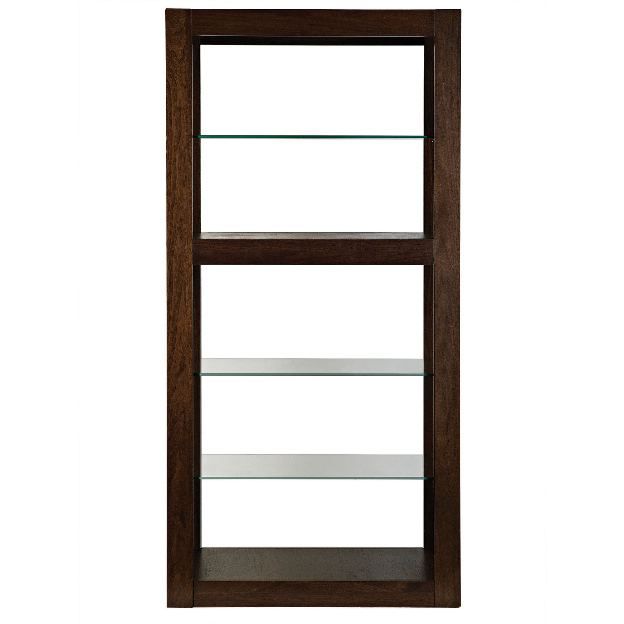 Wade Walnut Open Display