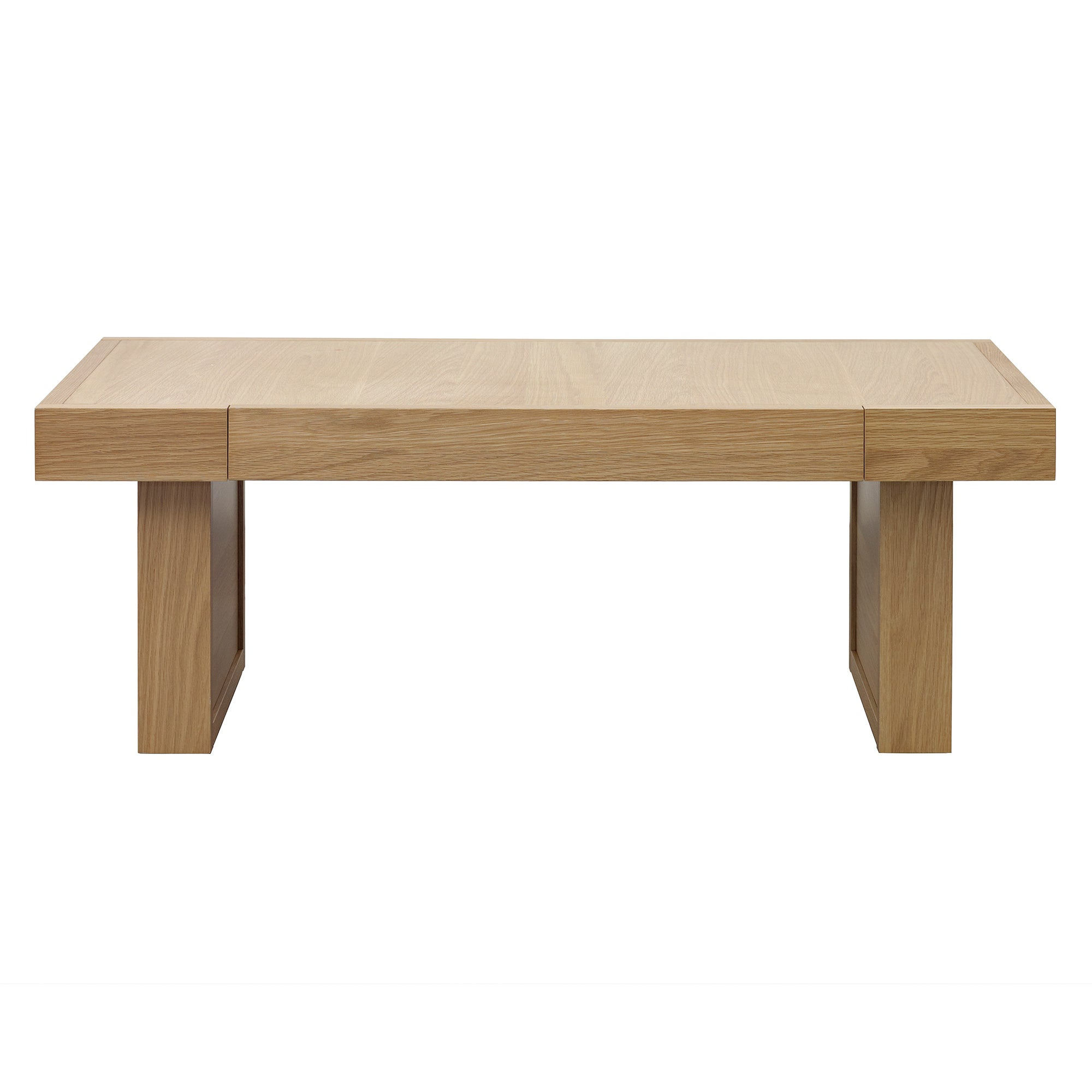 Wade Oak Coffee Table