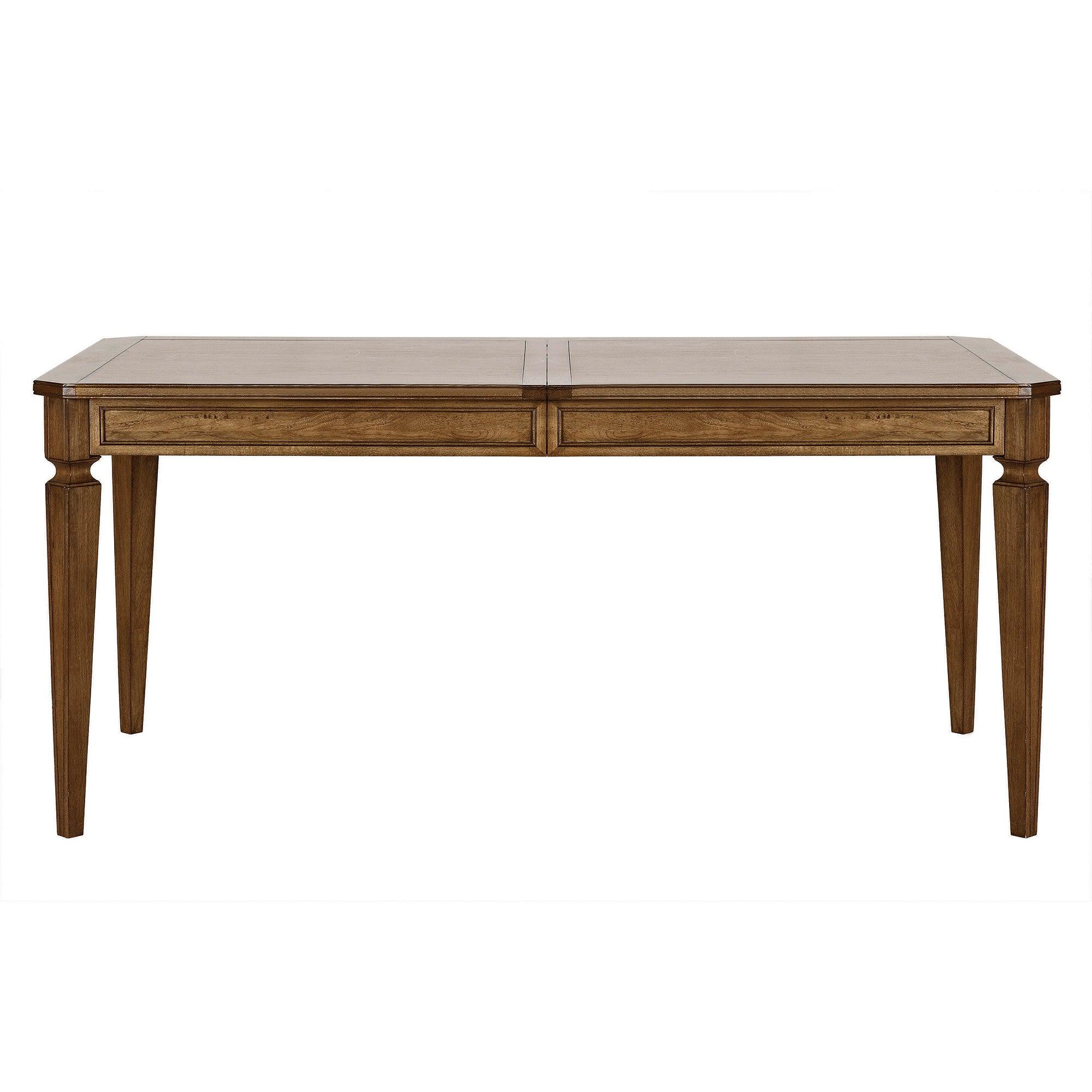 Madeline Oak Small Extending Dining Table
