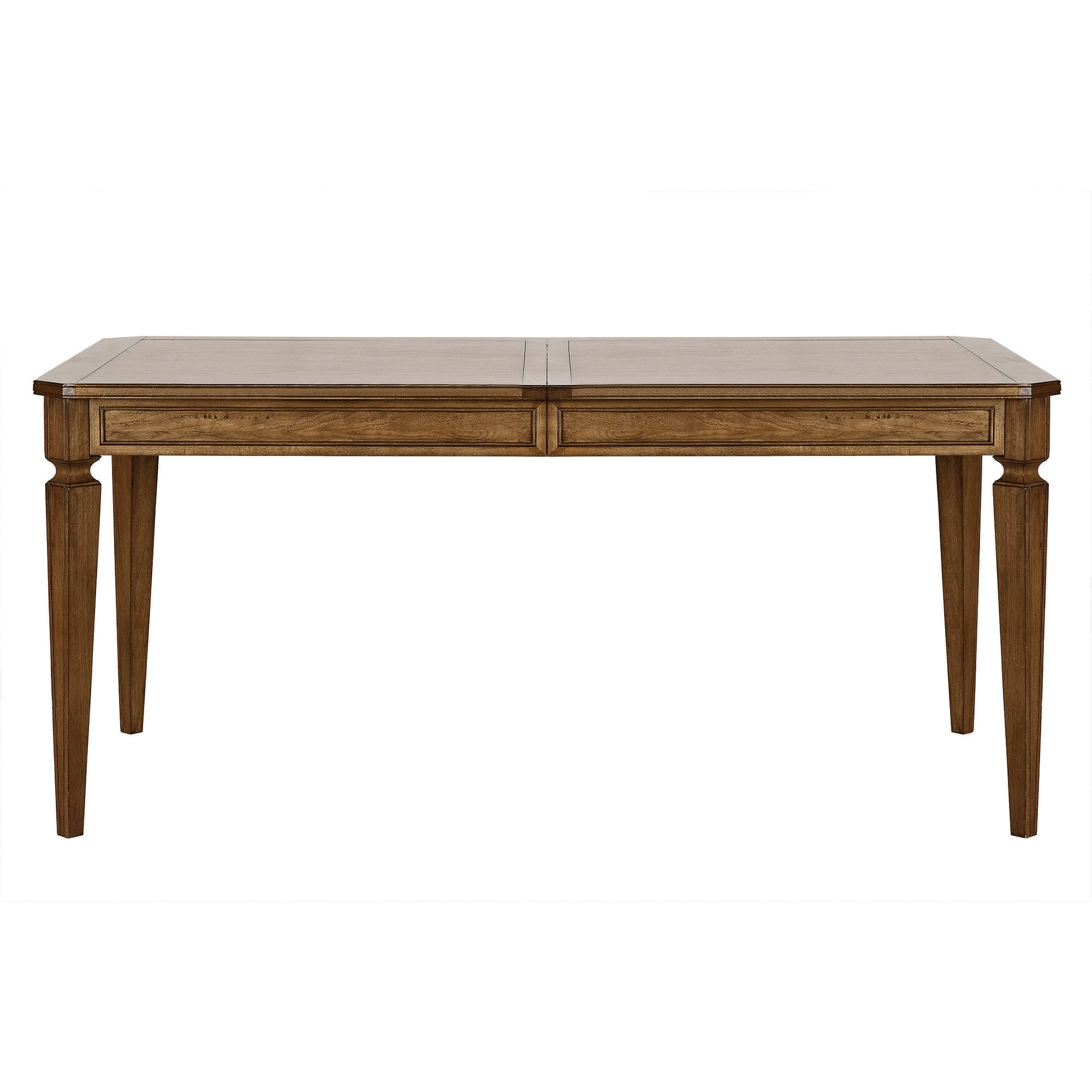 Madeline Oak Large Extending Dining Table
