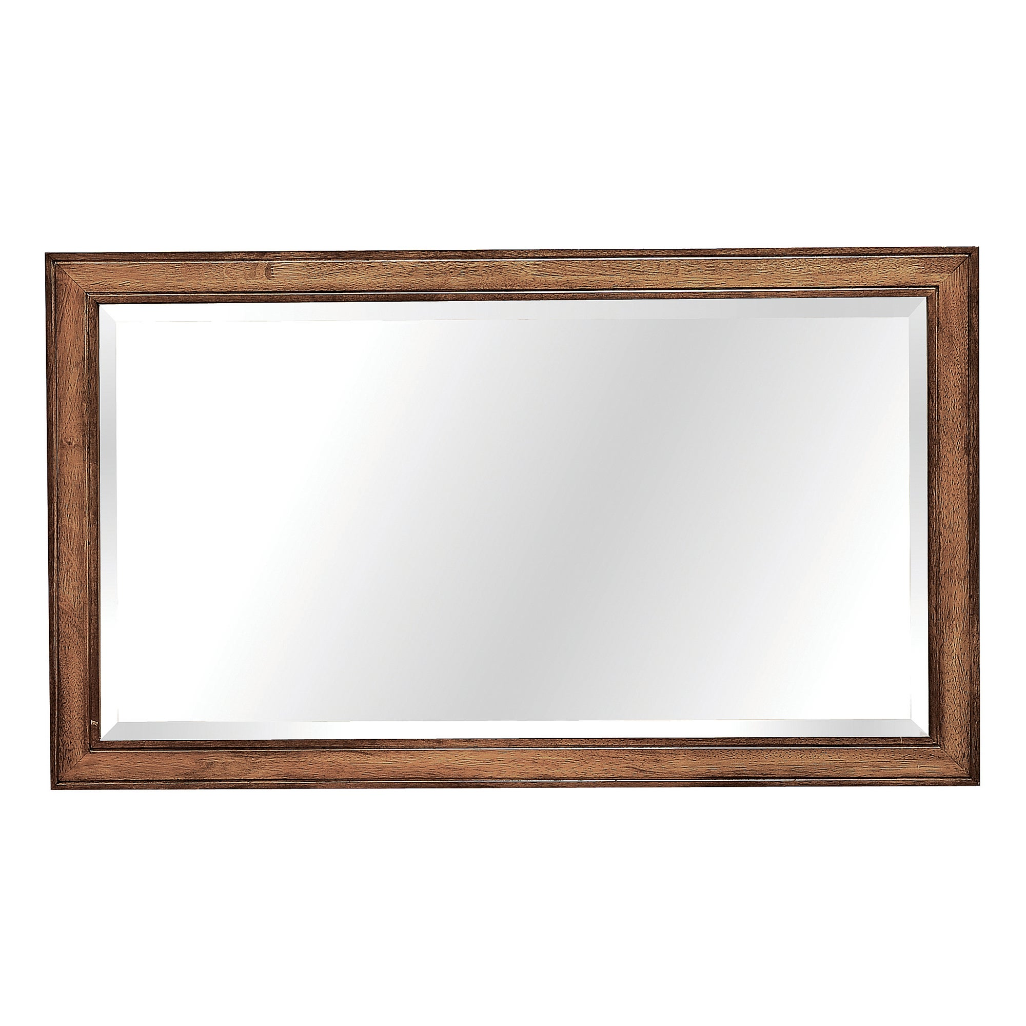 Madeline Oak Mirror
