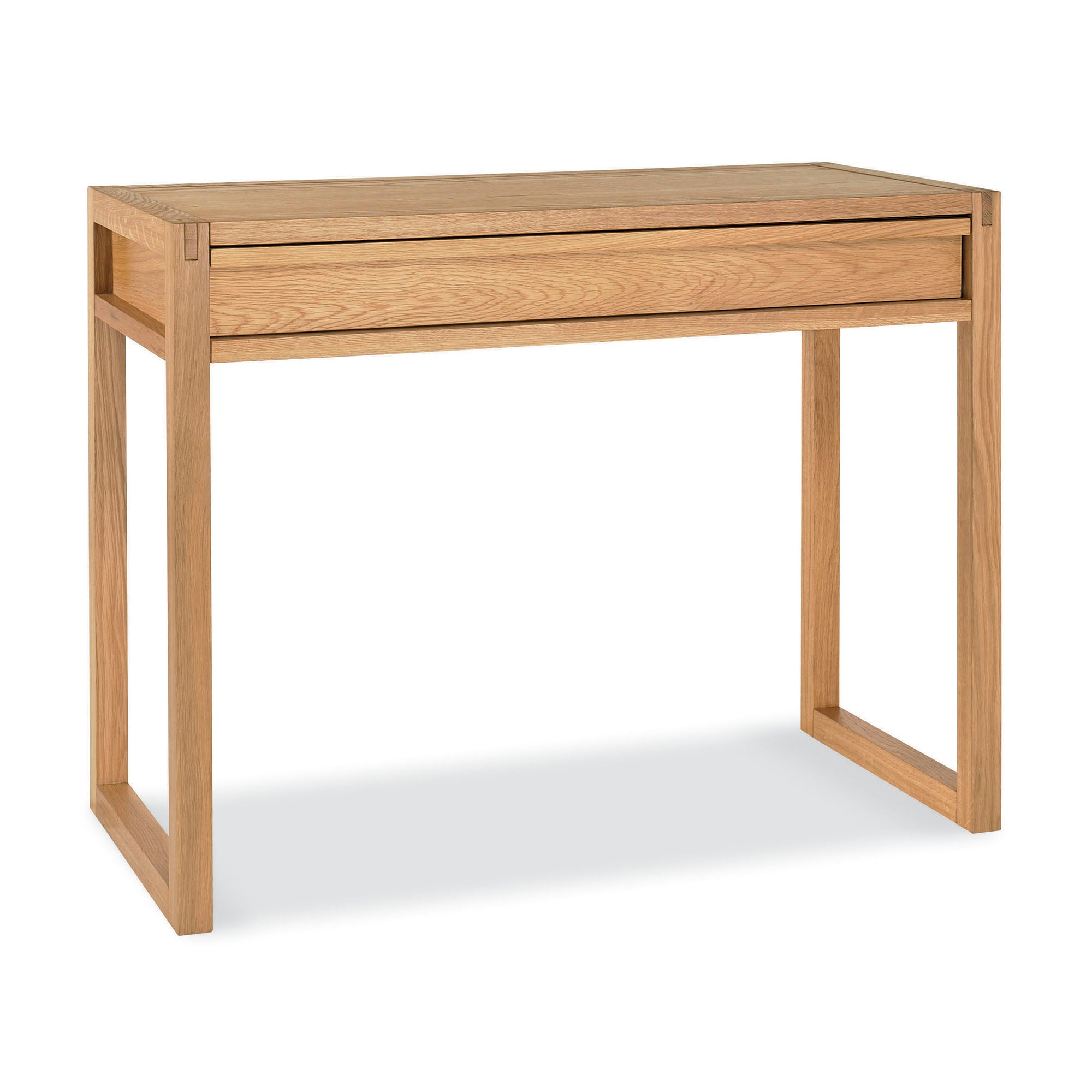 Edison Oak Desk