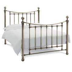 Liberty Antique Brass Bedstead
