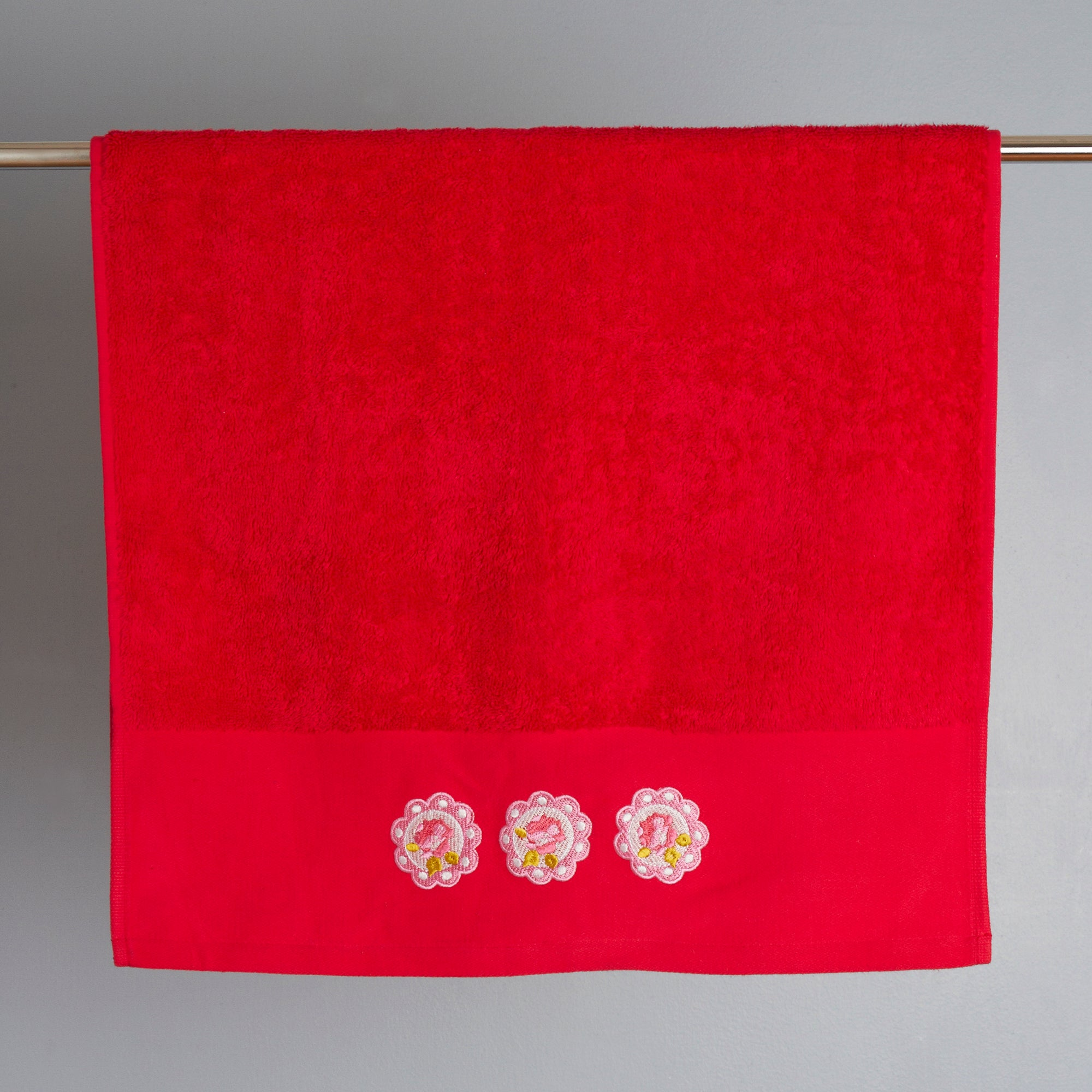 Rose and Ellis Allexton Collection Hand Towel