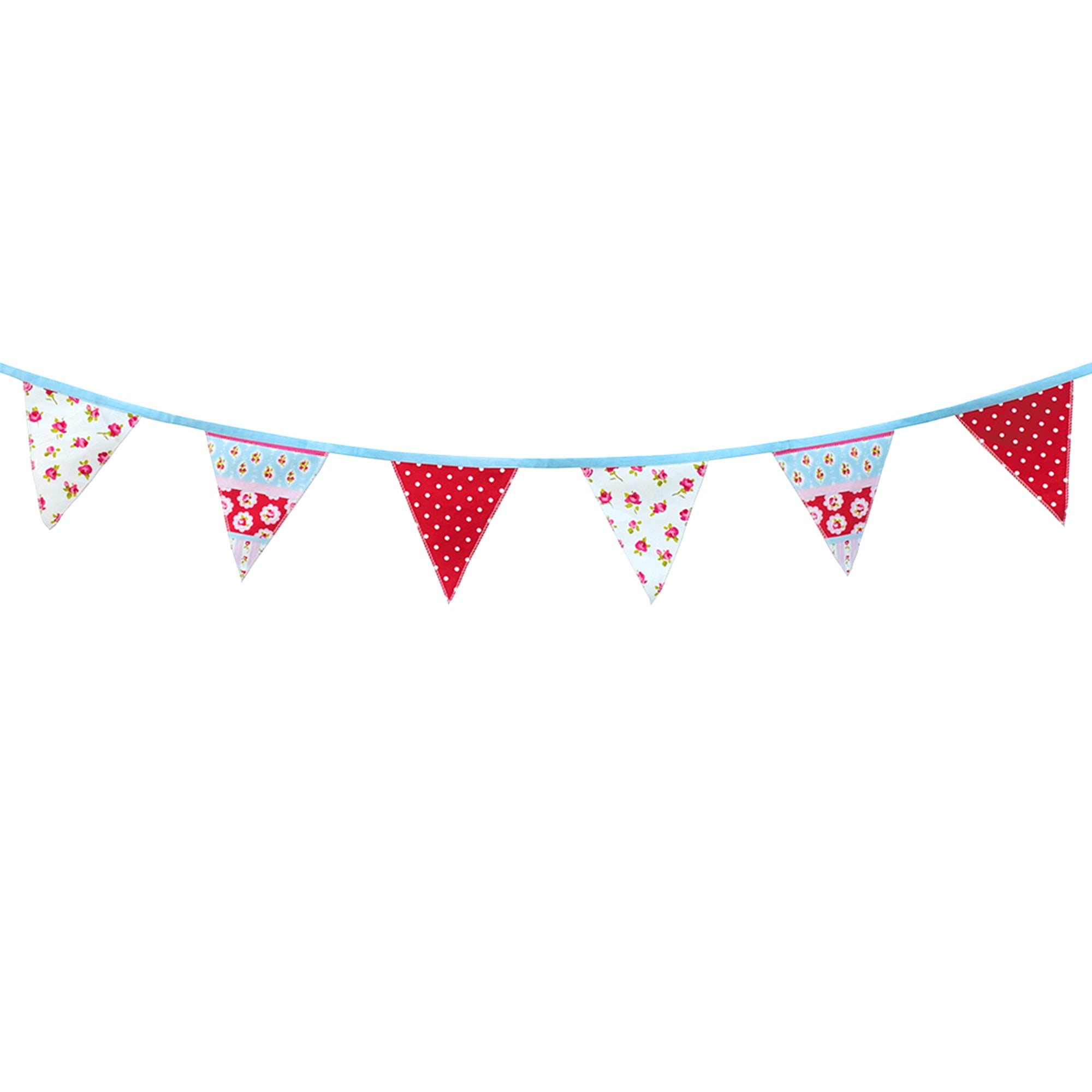 Rose and Ellis Allexton Collection Fabric Bunting
