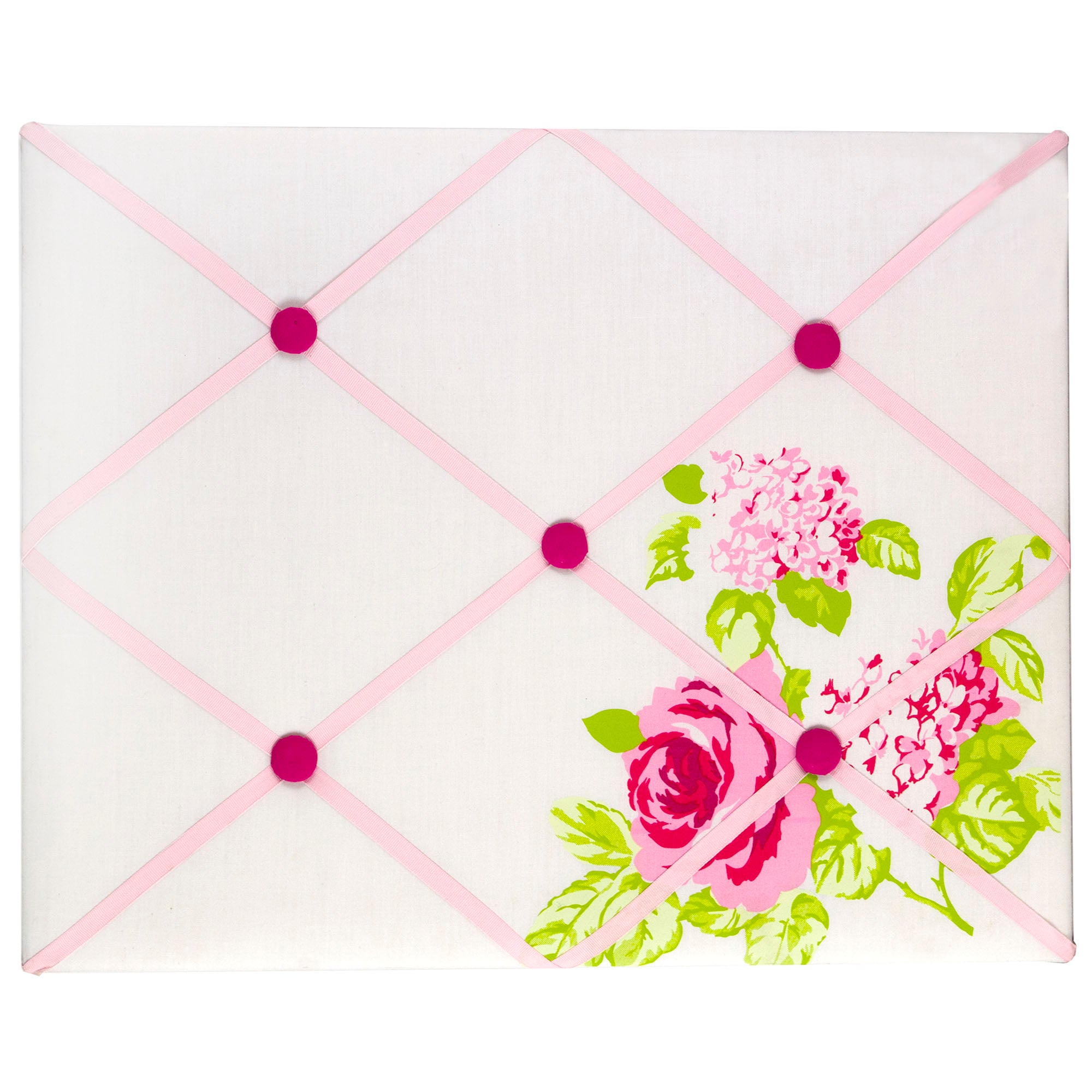 Rose and Ellis Clarendon Collection Memo Board