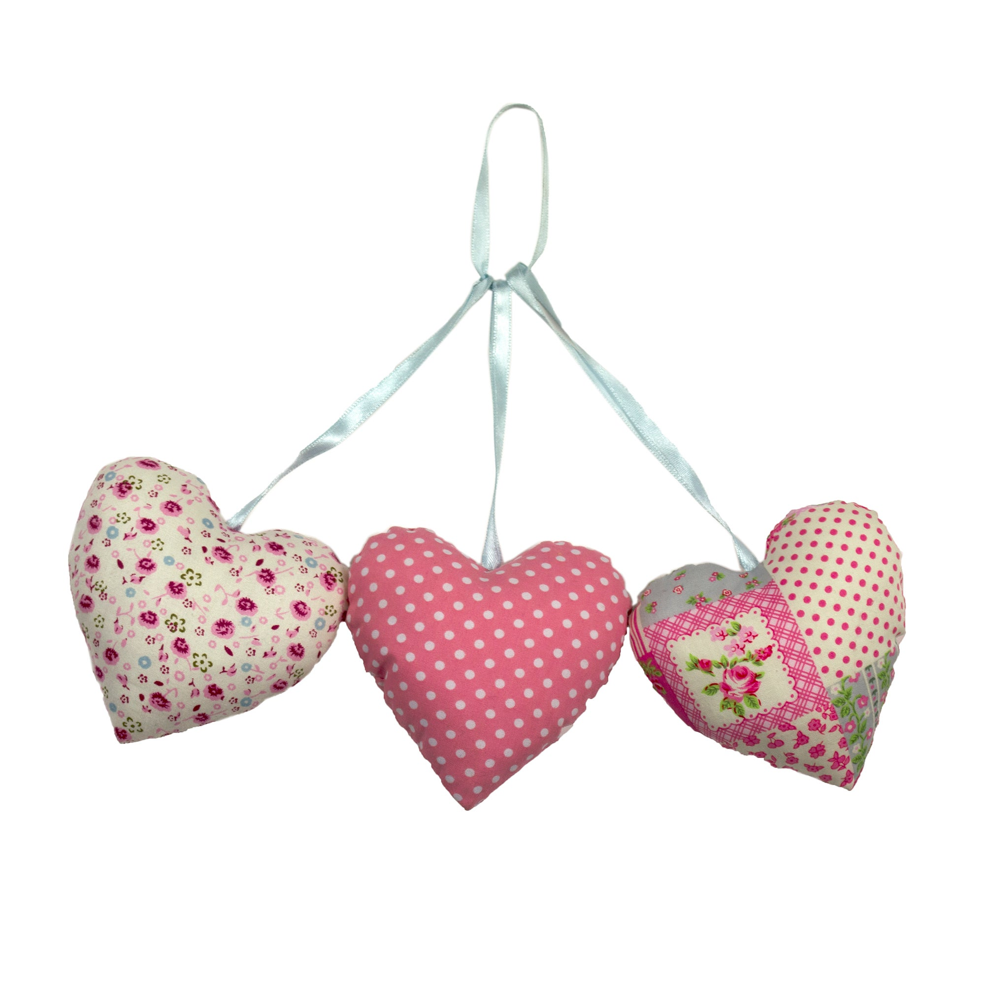 Rose and Ellis Clarendon Collection Hanging Hearts