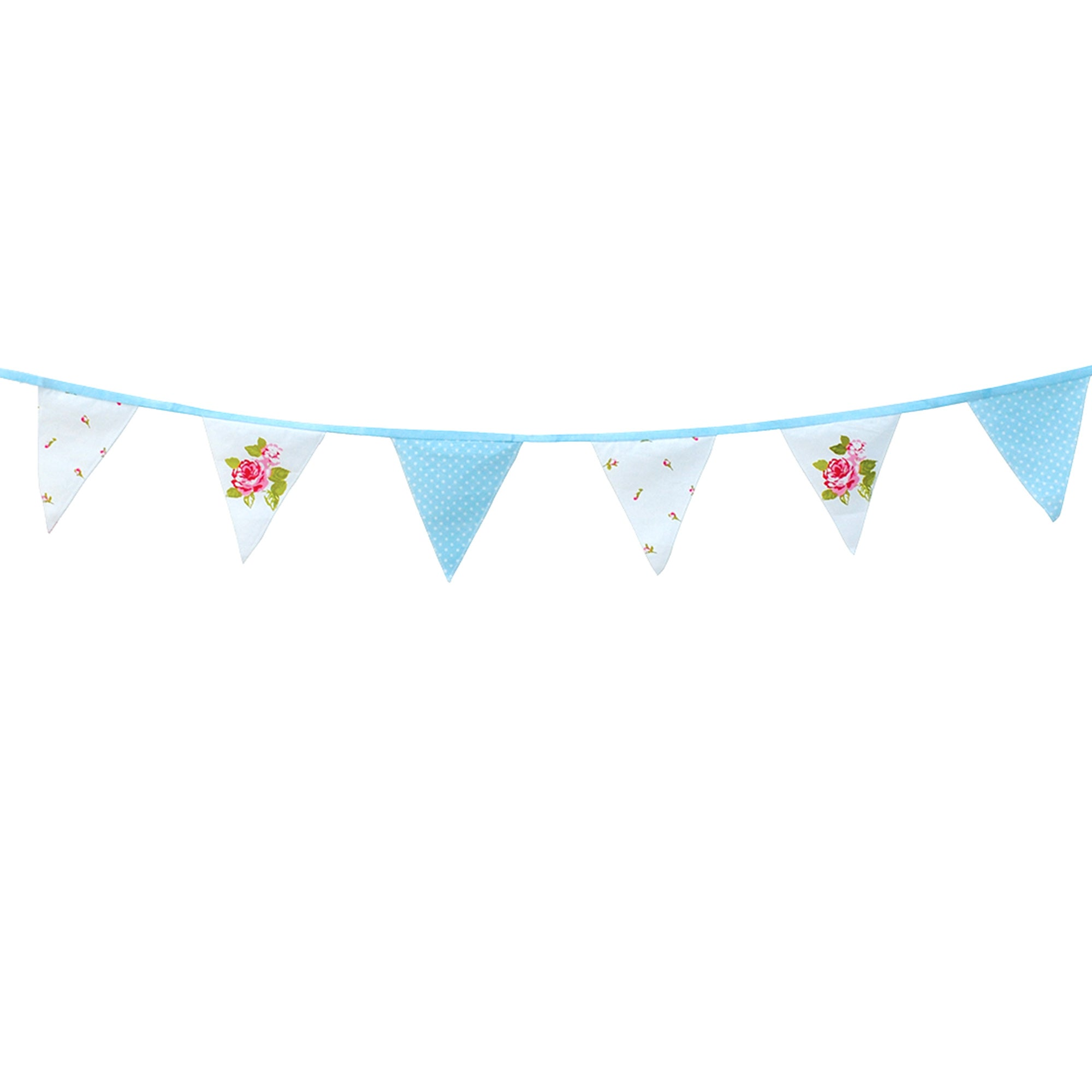 Rose and Ellis Clarendon Collection Fabric Bunting