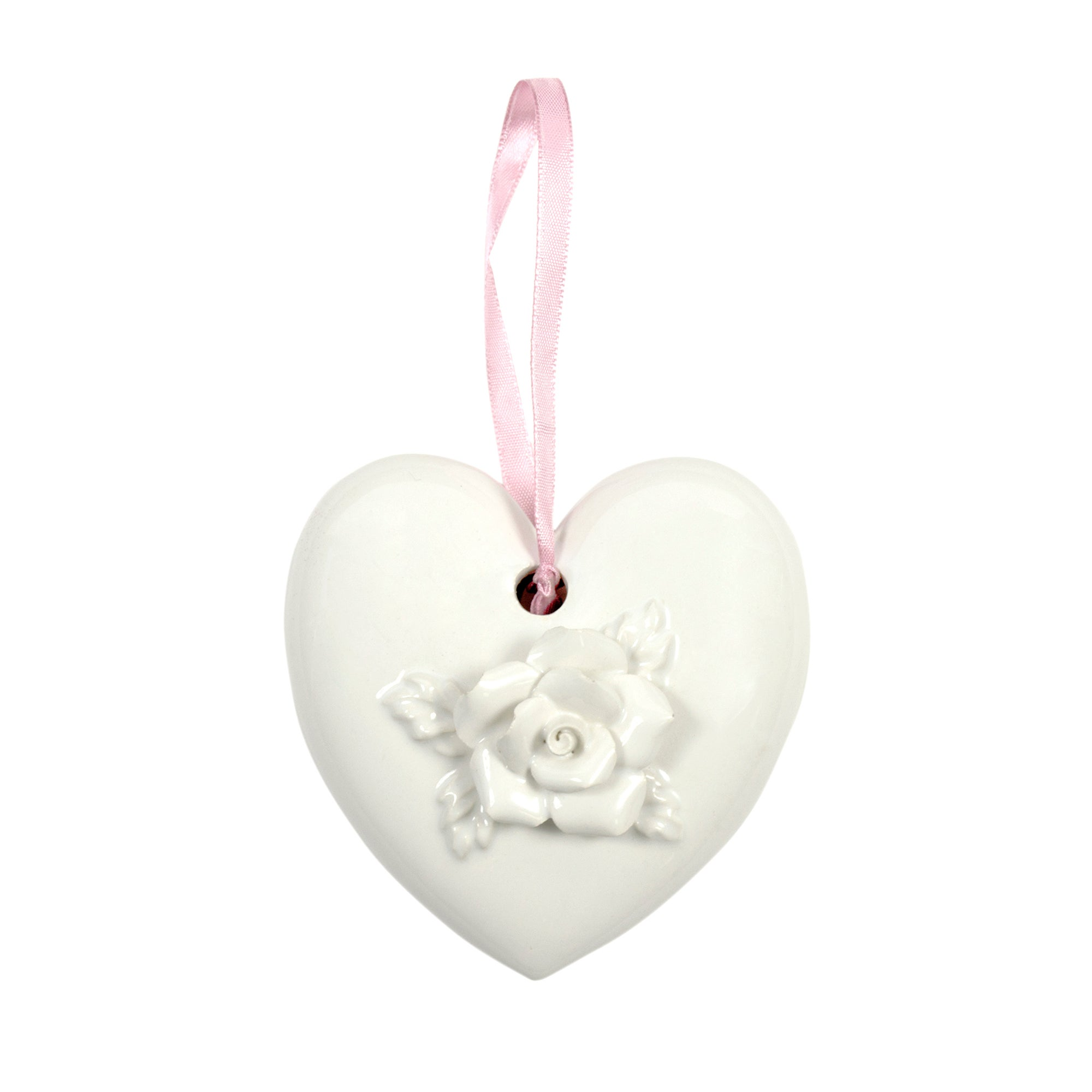 Rose and Ellis Clarendon Collection Rose Hanging Heart