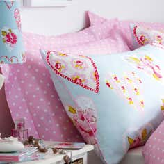 Rose and Ellis Appleby Collection Oxford Pillowcase