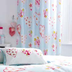 Rose and Ellis Appleby Thermal Pencil Pleat Curtains