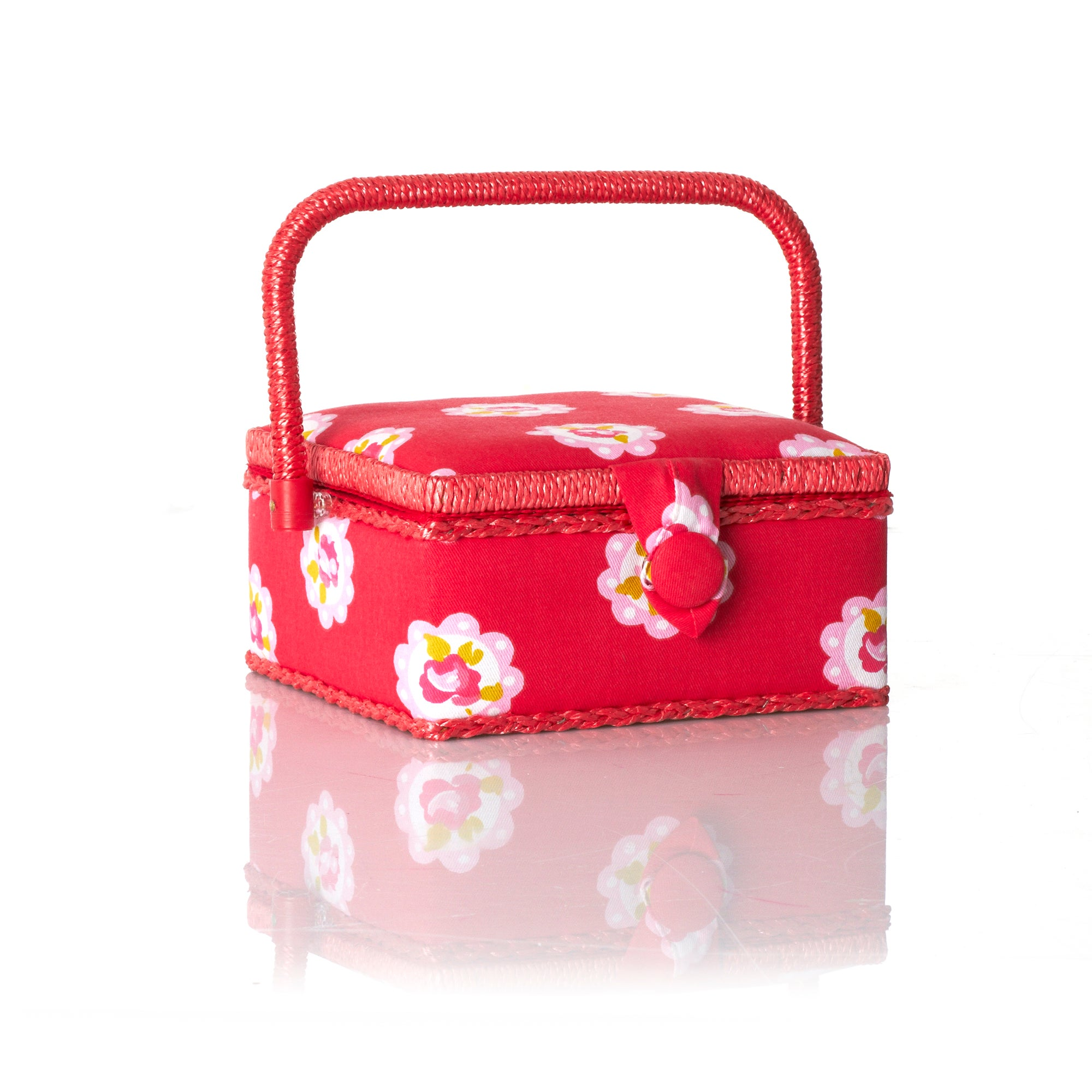 Rose and Ellis Allexton Collection Sewing Basket
