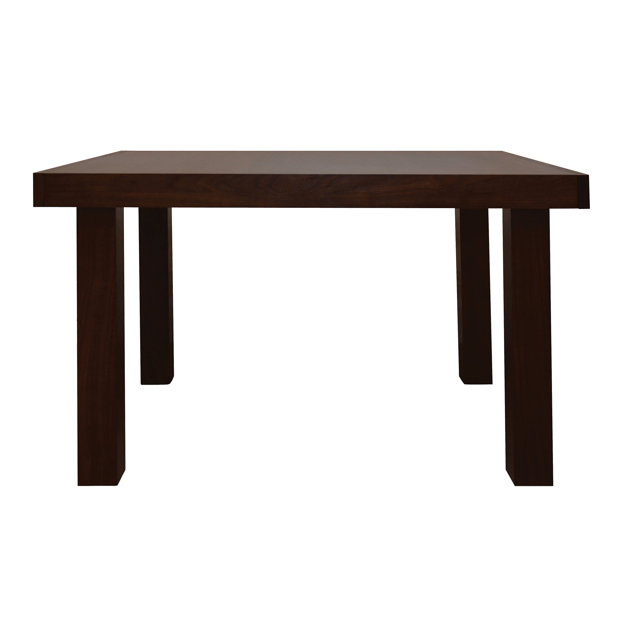 Wade Walnut Small Extending Dining Table