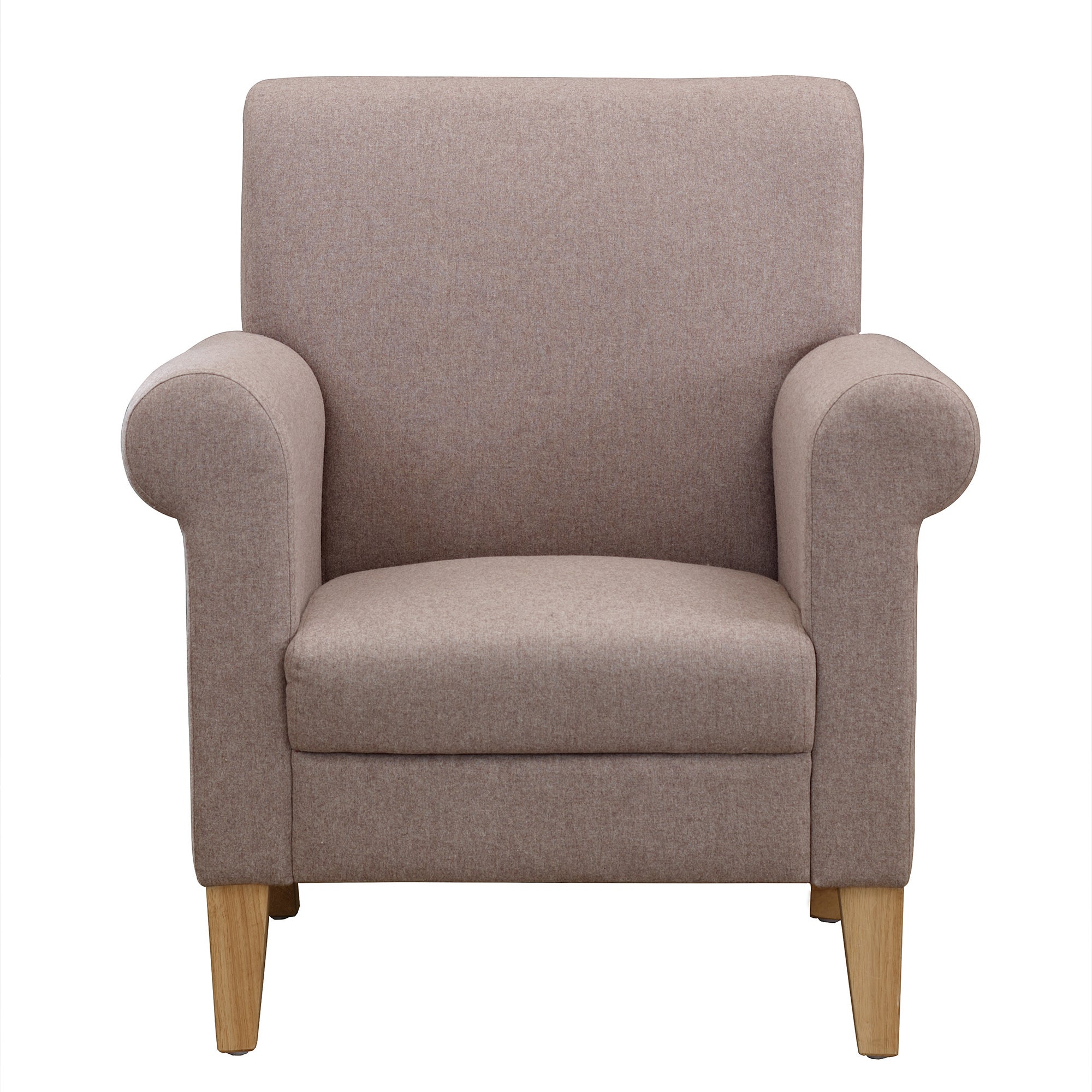Mink Madrid Armchair