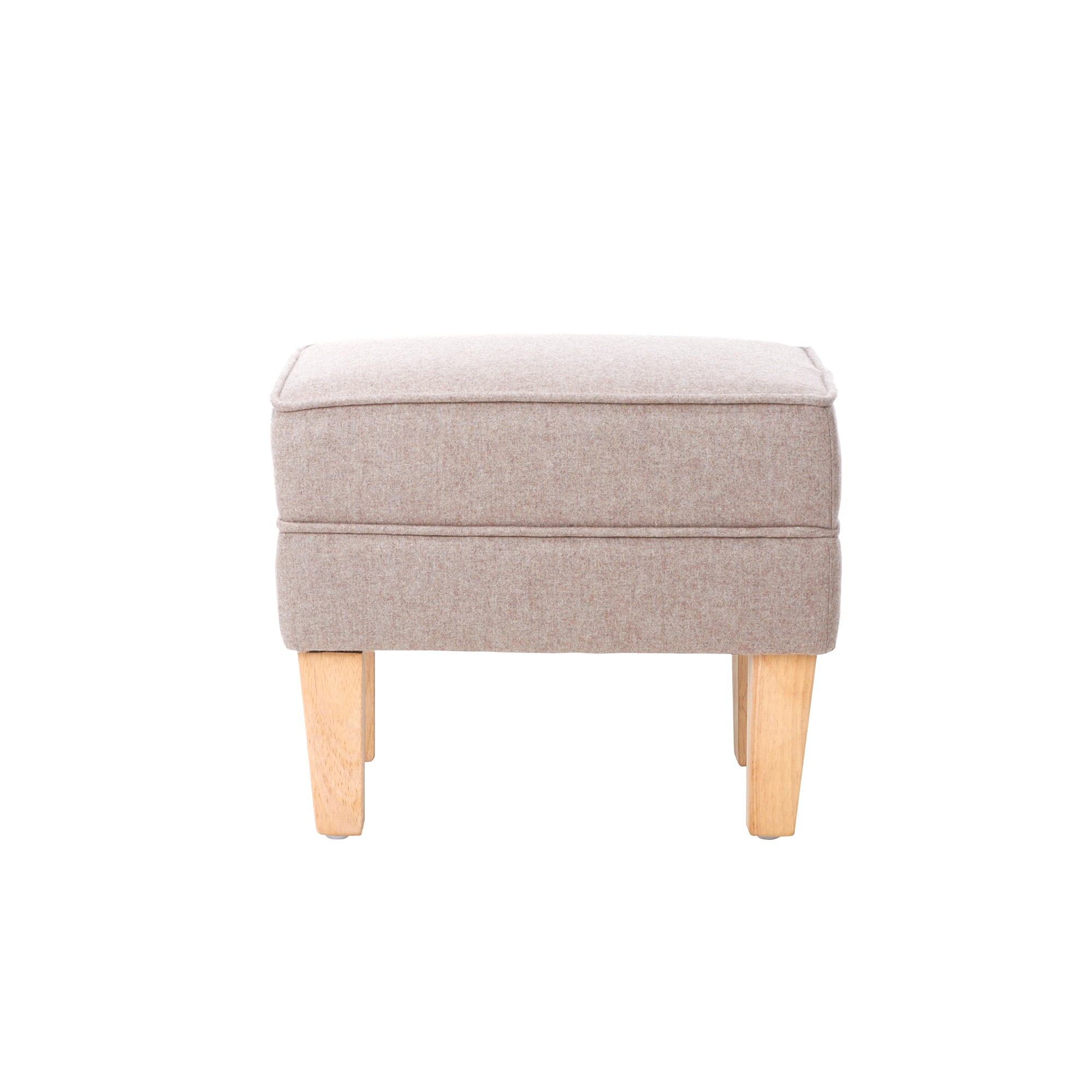 Mink Madrid Footstool