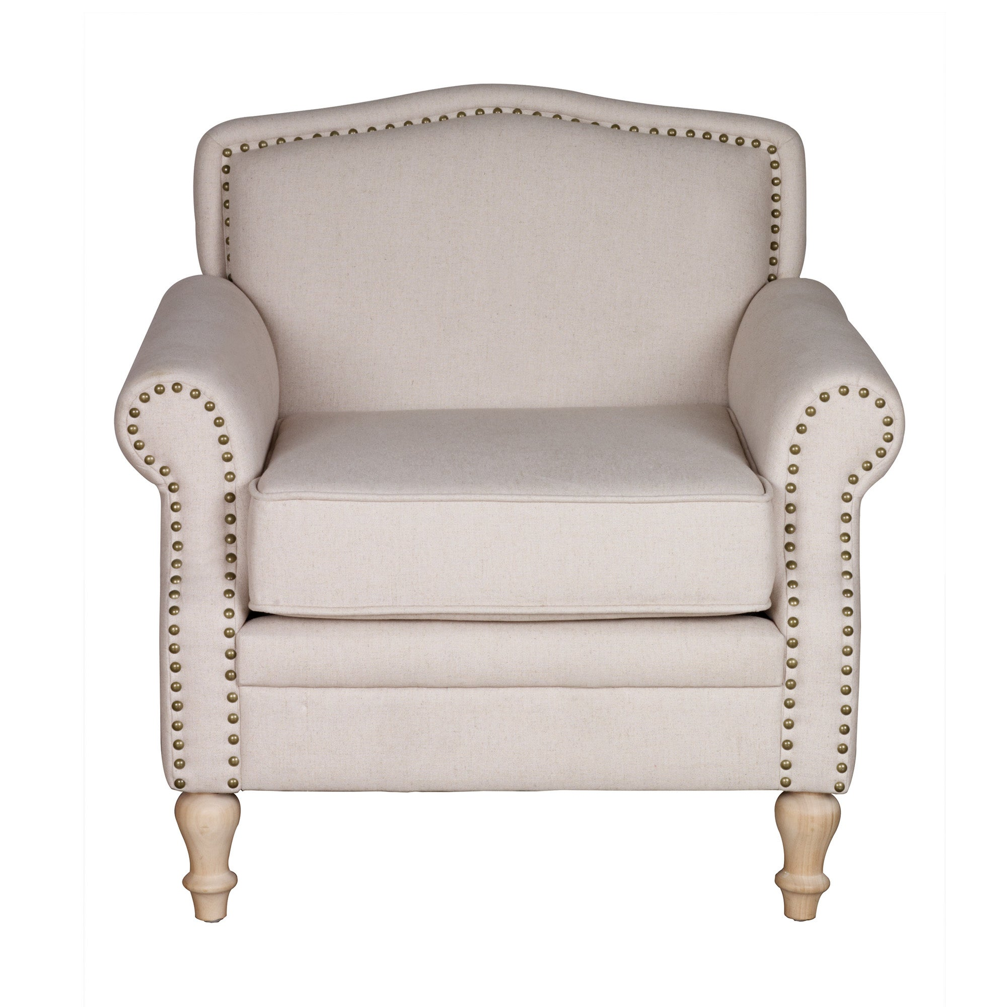 Cream Etienne Armchair