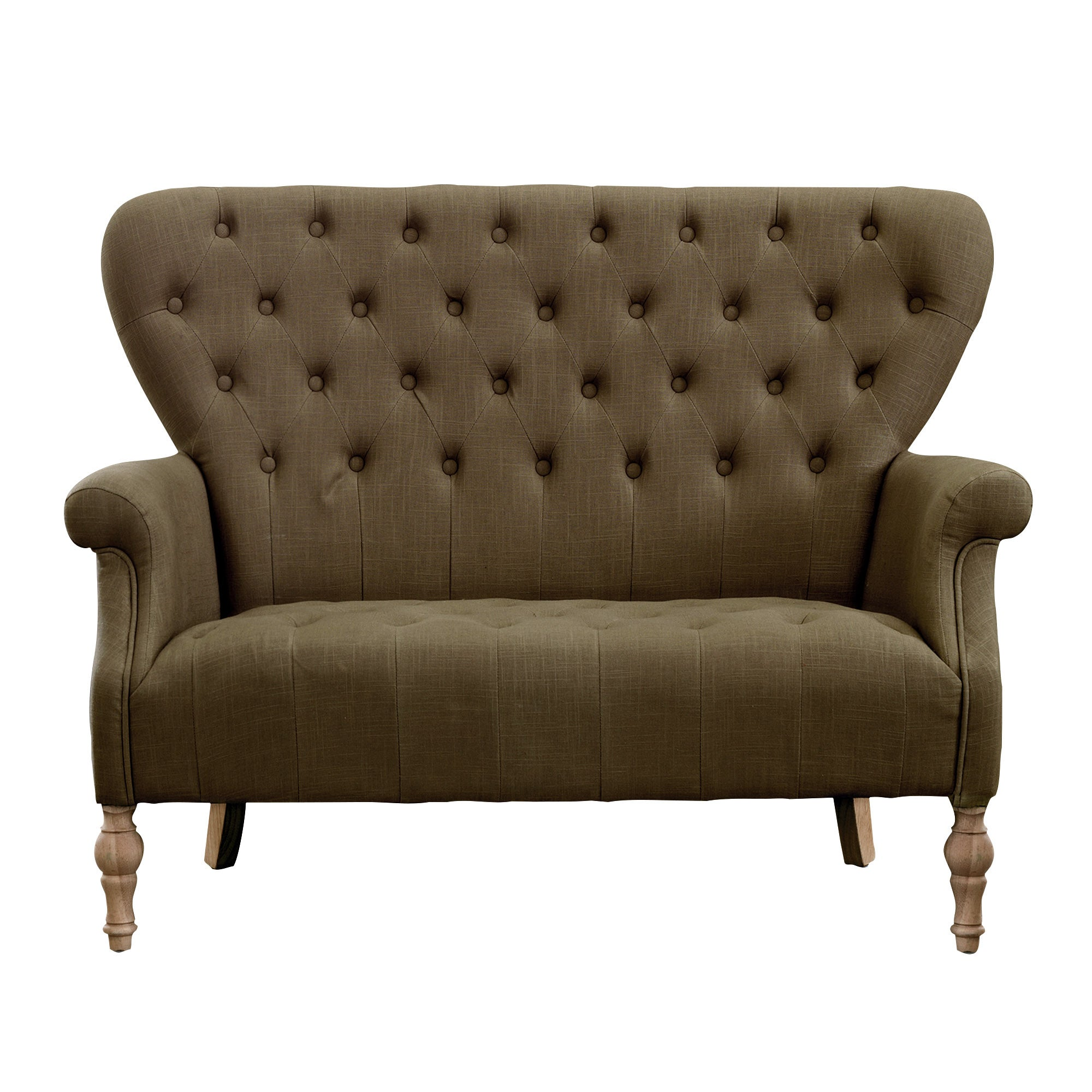Mink Collette Sofa