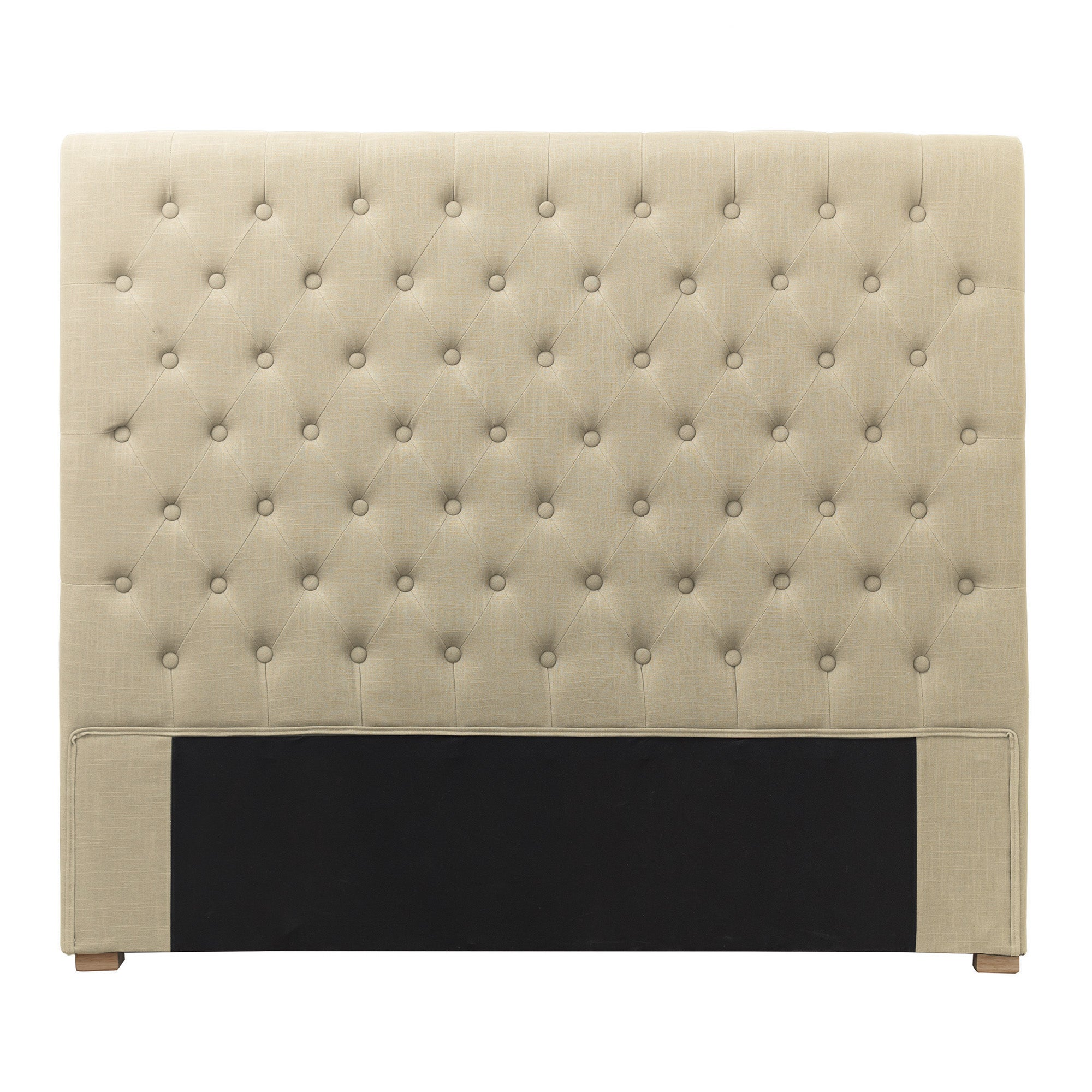Cream Collette Headboard