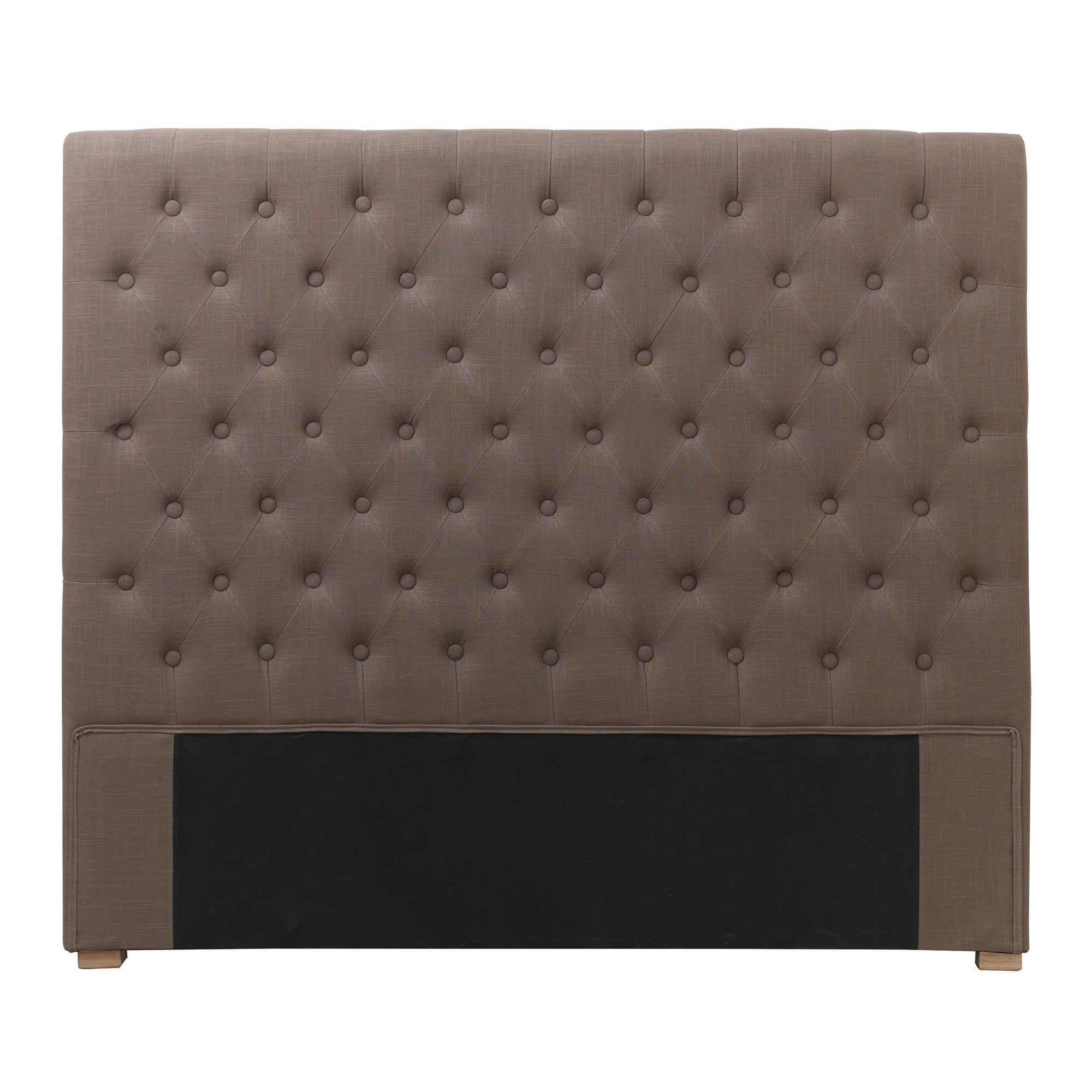 Mink Collette Headboard