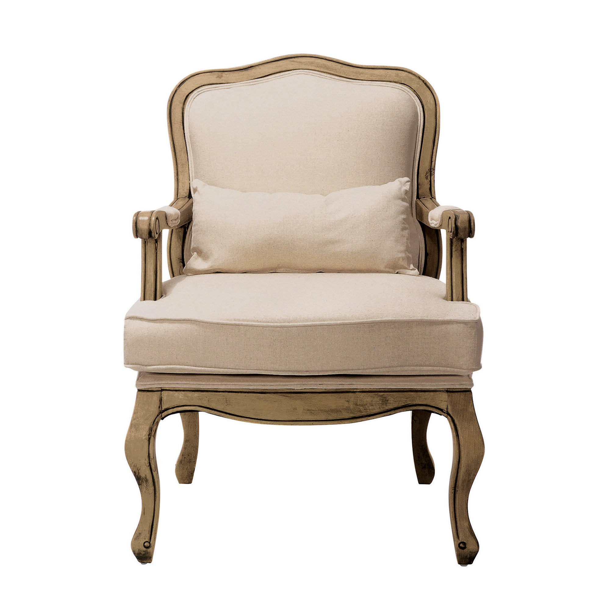 Cream Juliette Armchair
