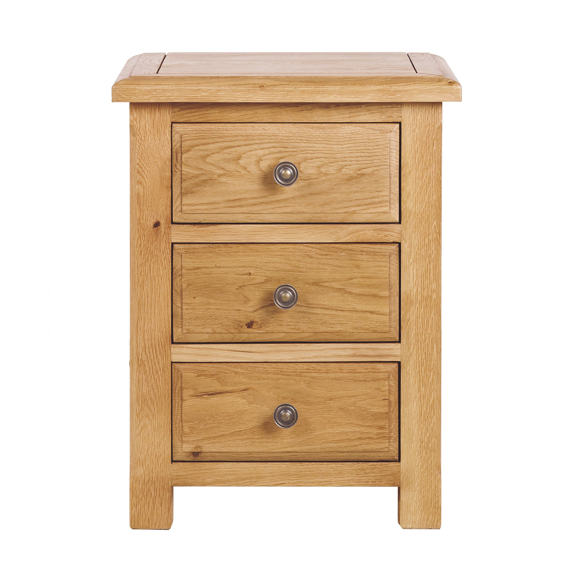 Gainsborough Oak Bedside Table