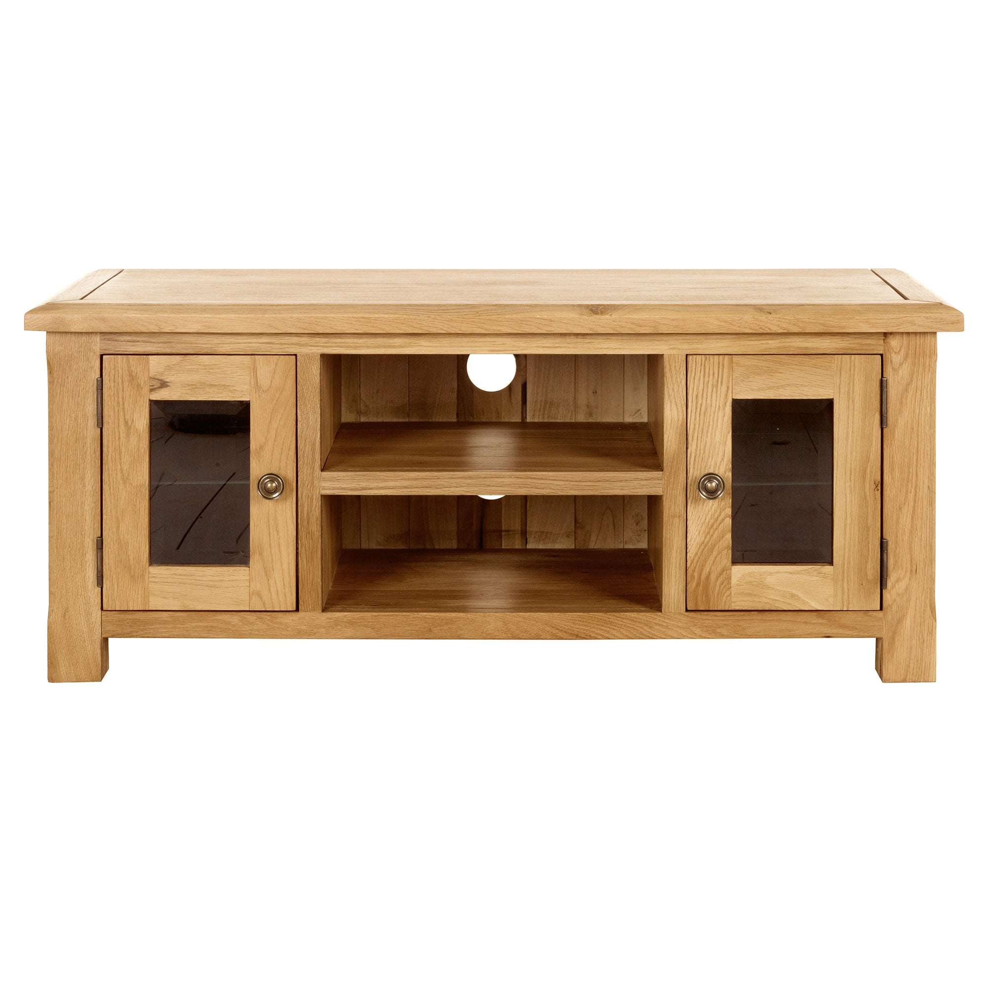 Gainsborough Oak Large TV Unit