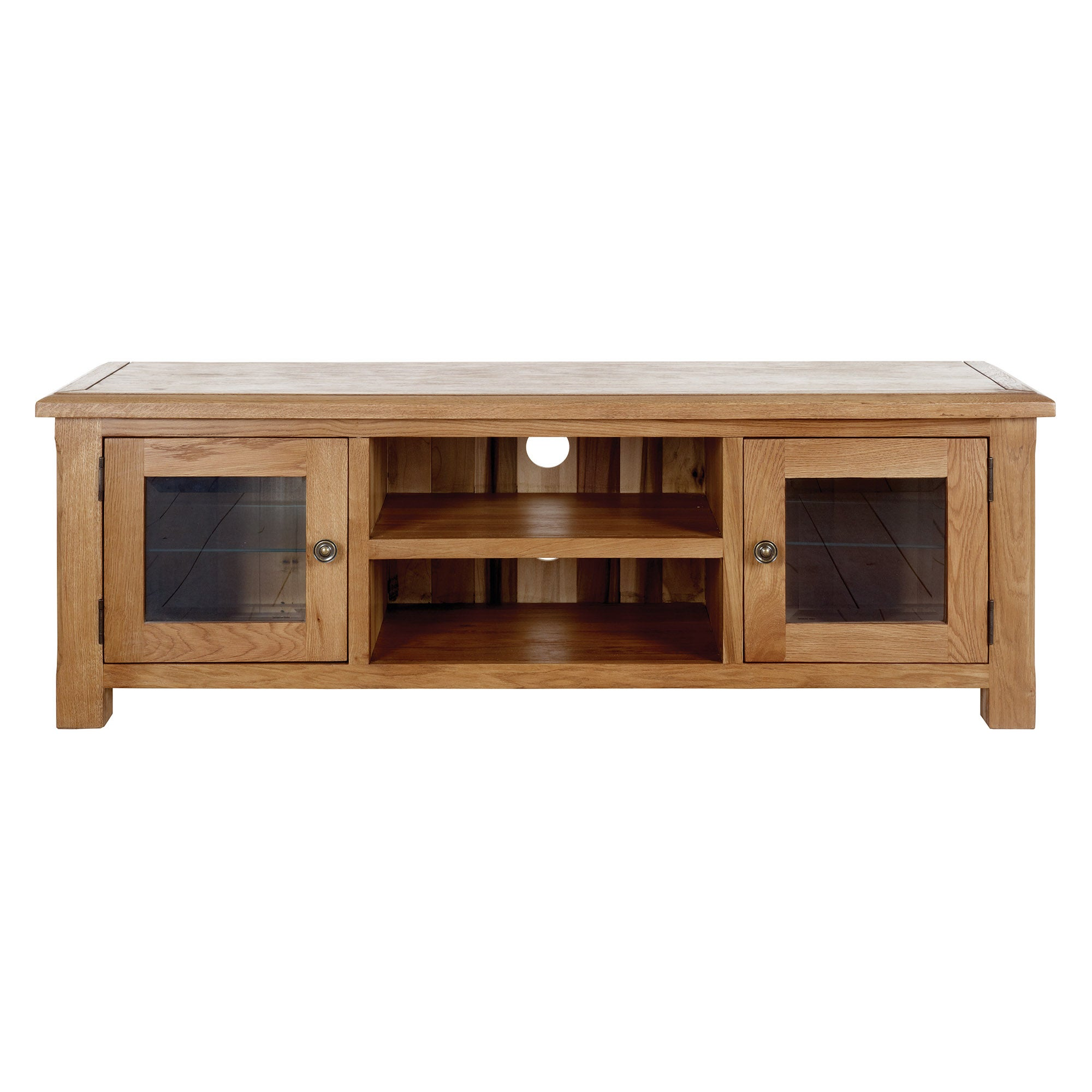 Gainsborough Oak Extra Large TV Unit