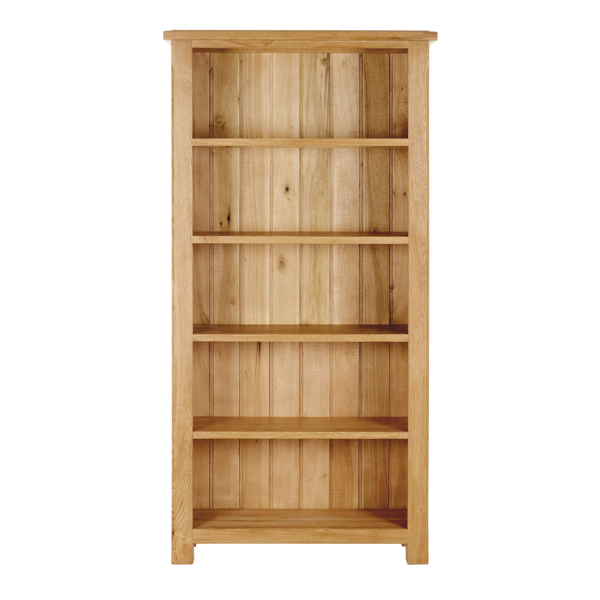Gainsborough Oak Large Bookcase