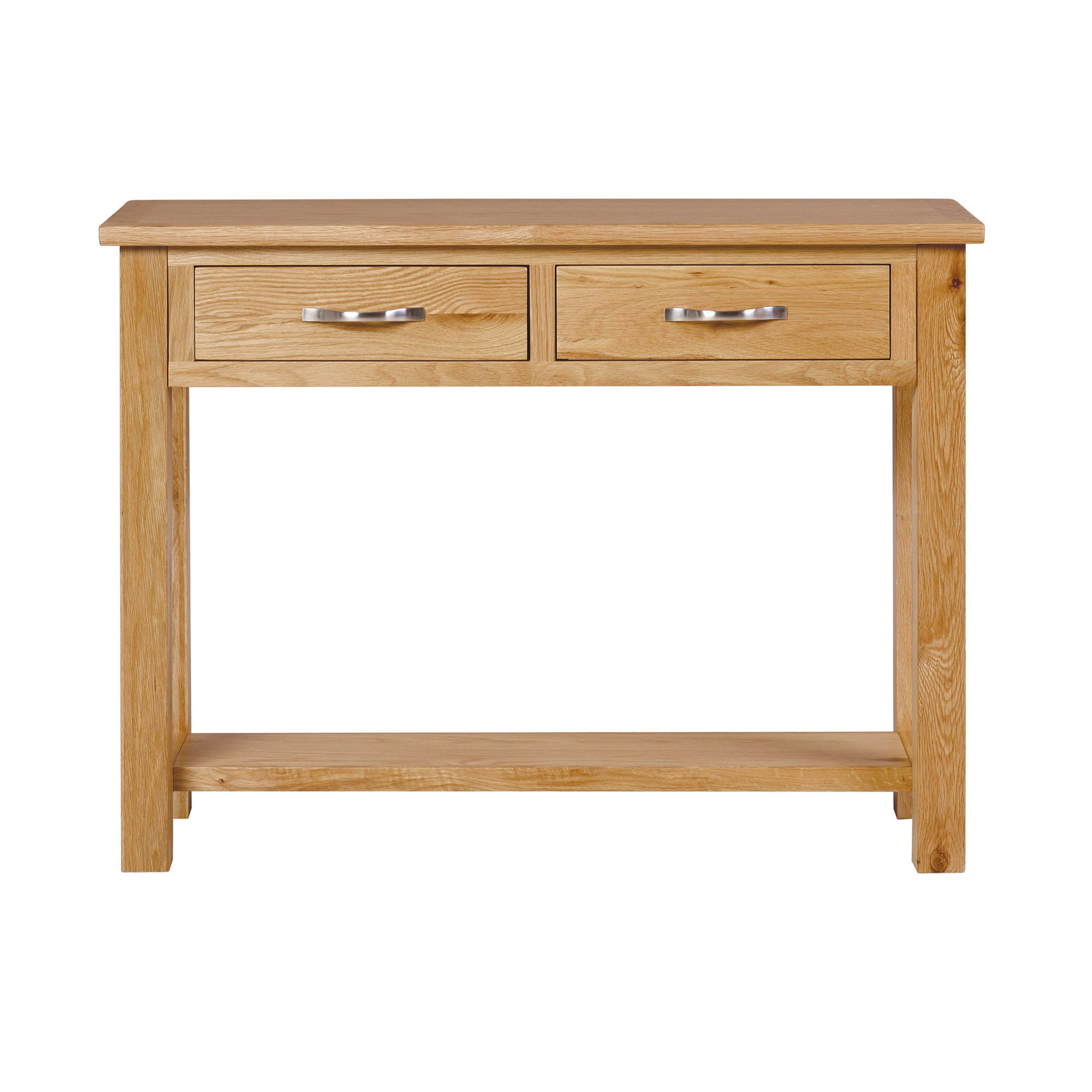 Hampshire Oak Console Table