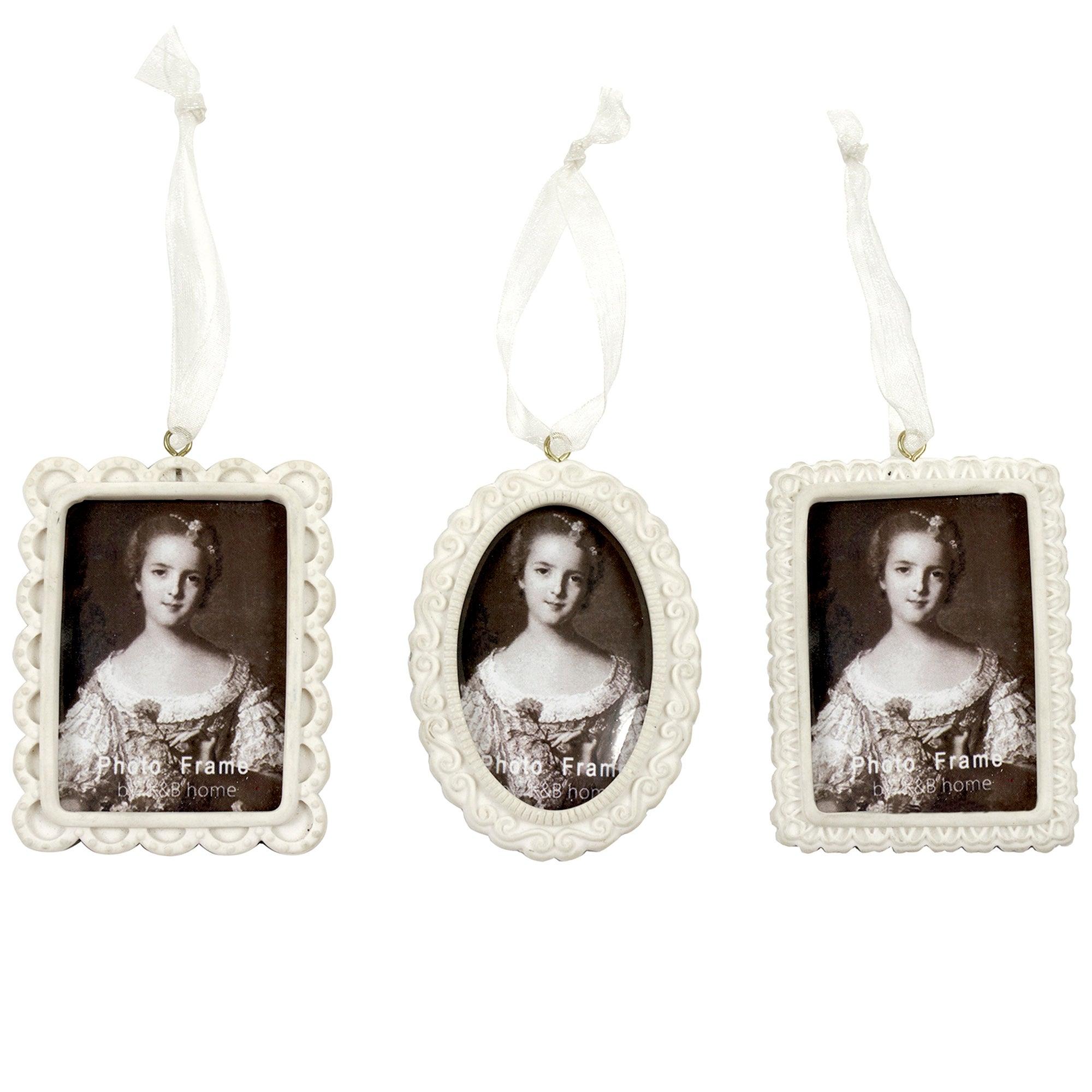 Nouveau Collection Set of Three Frames