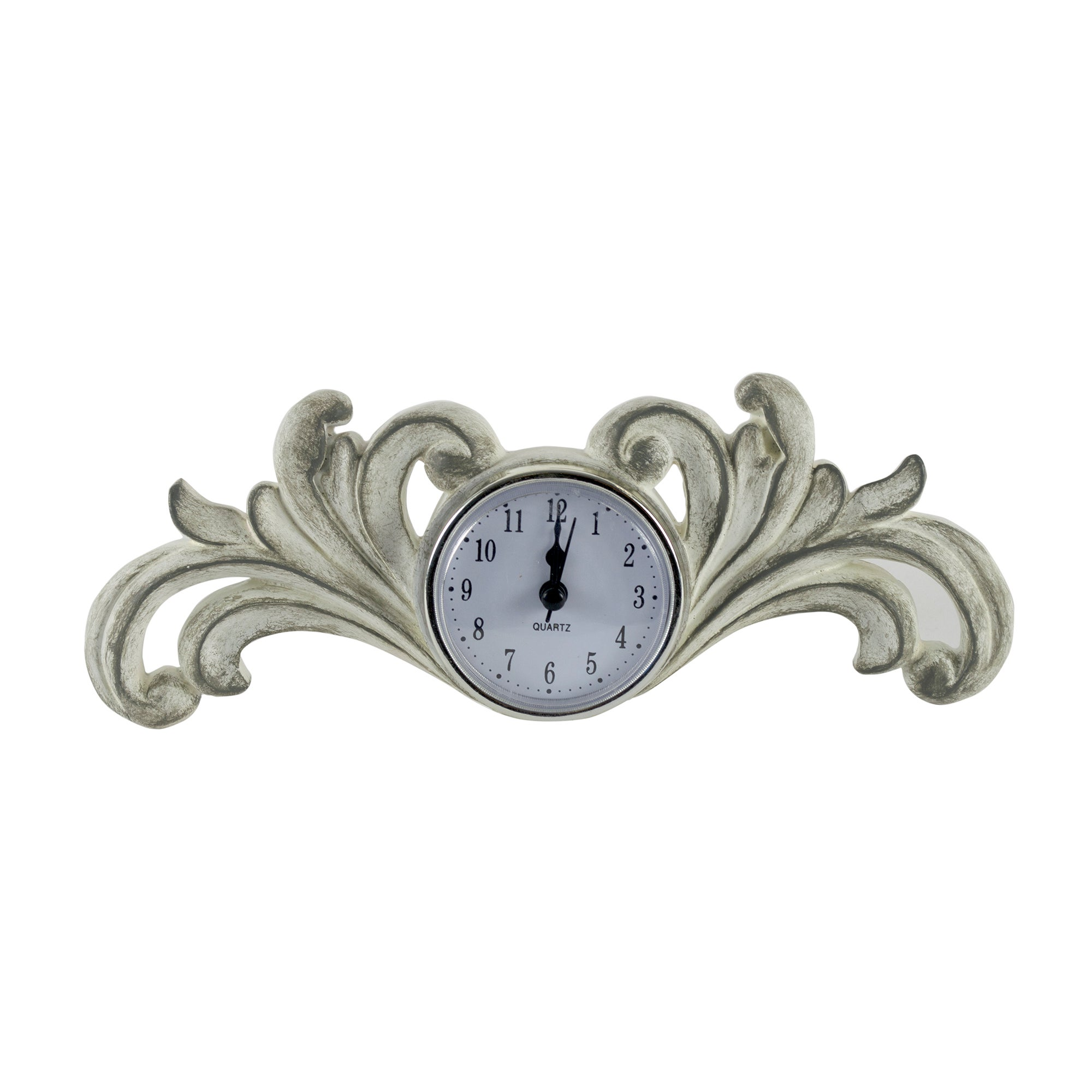 Nouveau Collection Sculptured Clock