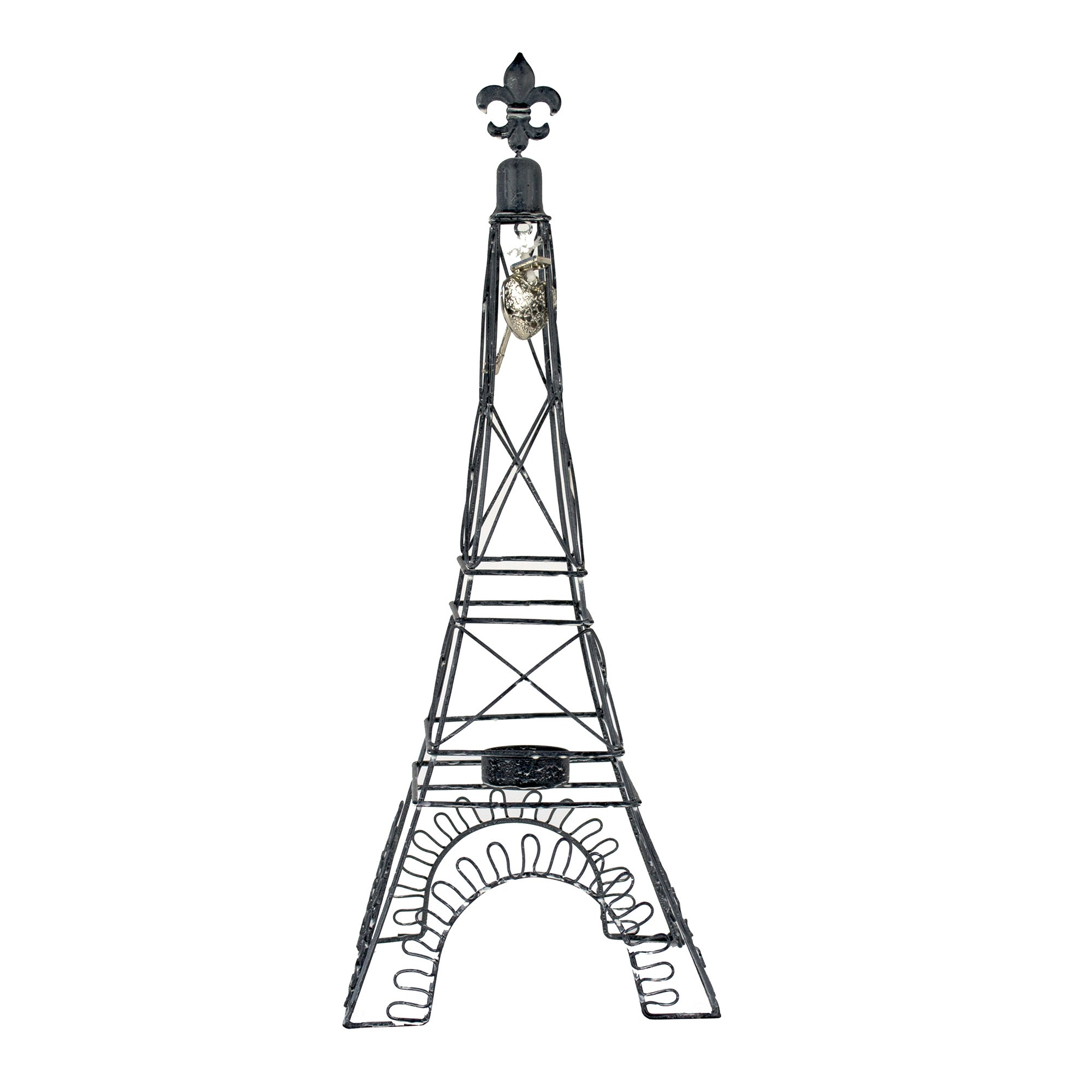 Nouveau Collection Eiffel Tower Candle Holder